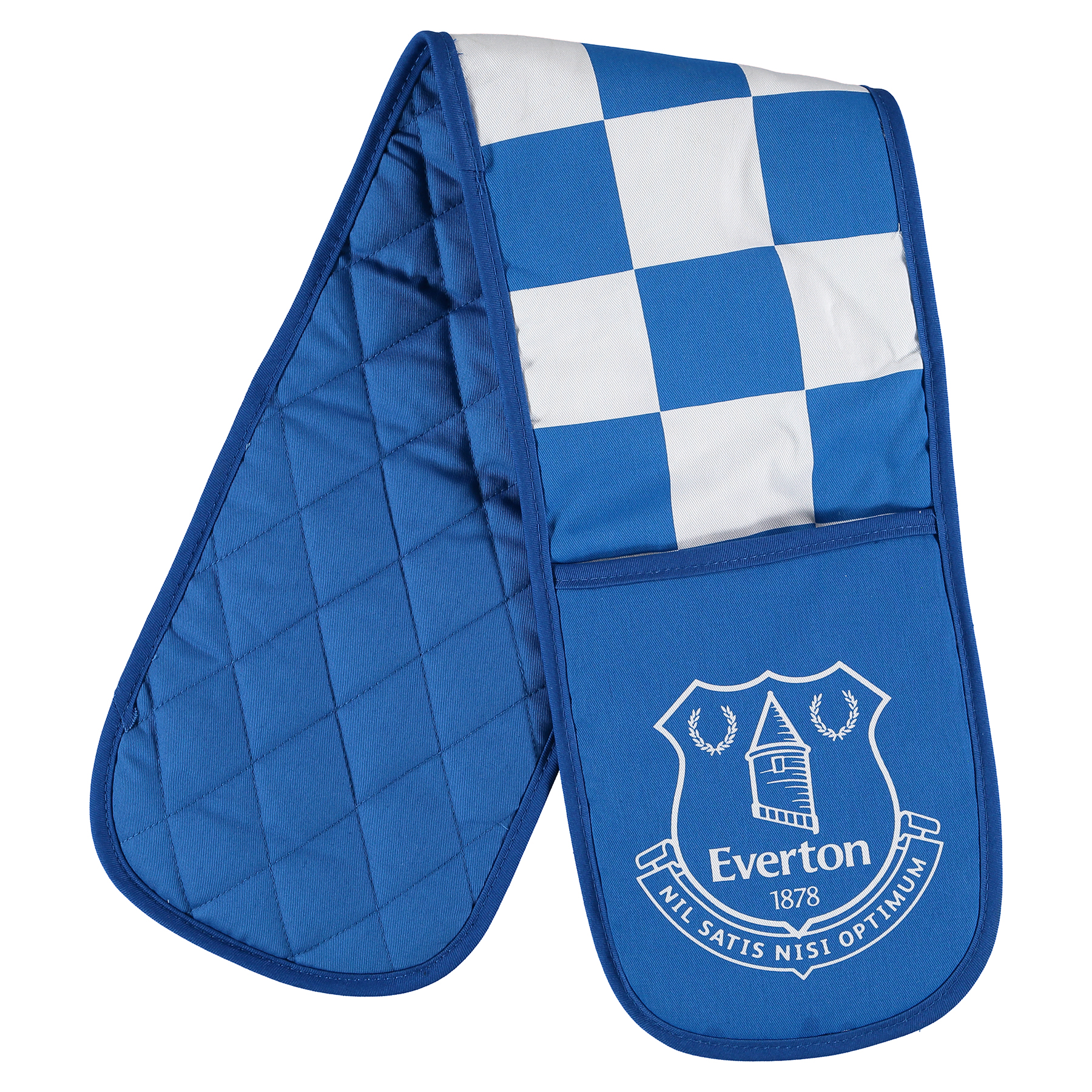 Everton Double Oven Gloves