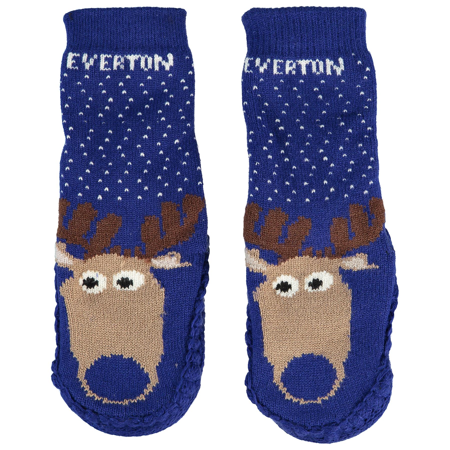 Everton Christmas Socks - Everton Blue - Infant