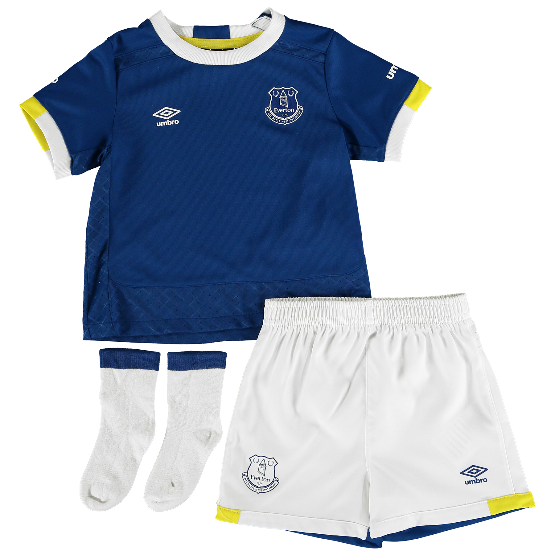 Everton Home Baby Kit 2016/17