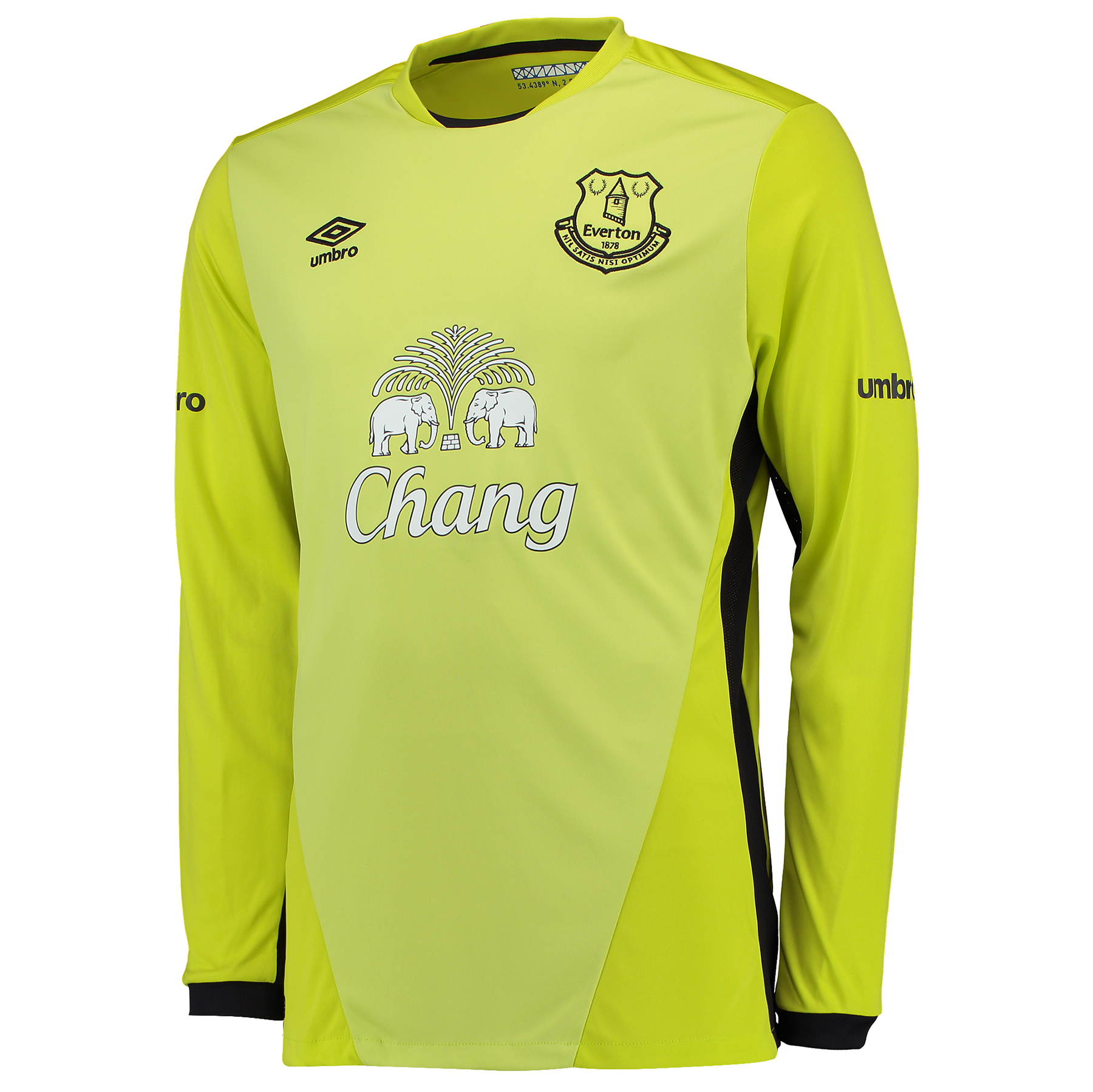 Everton Goalkeeper Home Shirt 2016/17