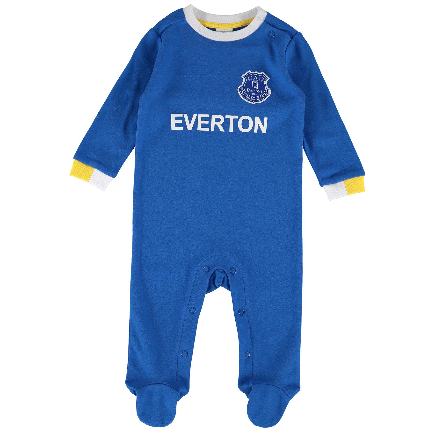 Everton Sleepsuit - Royal - Baby