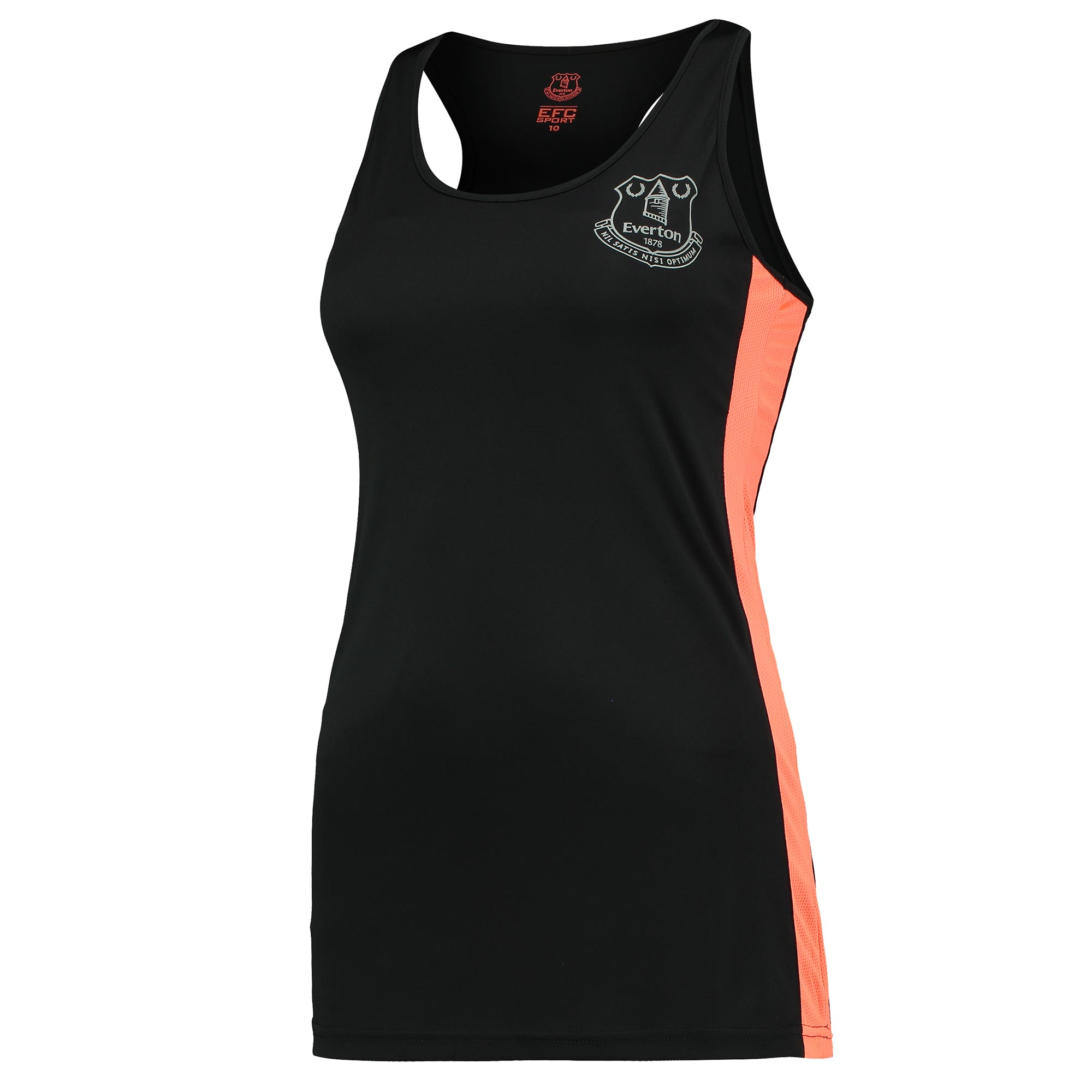 Everton Sport Poly Vest - Black - Womens