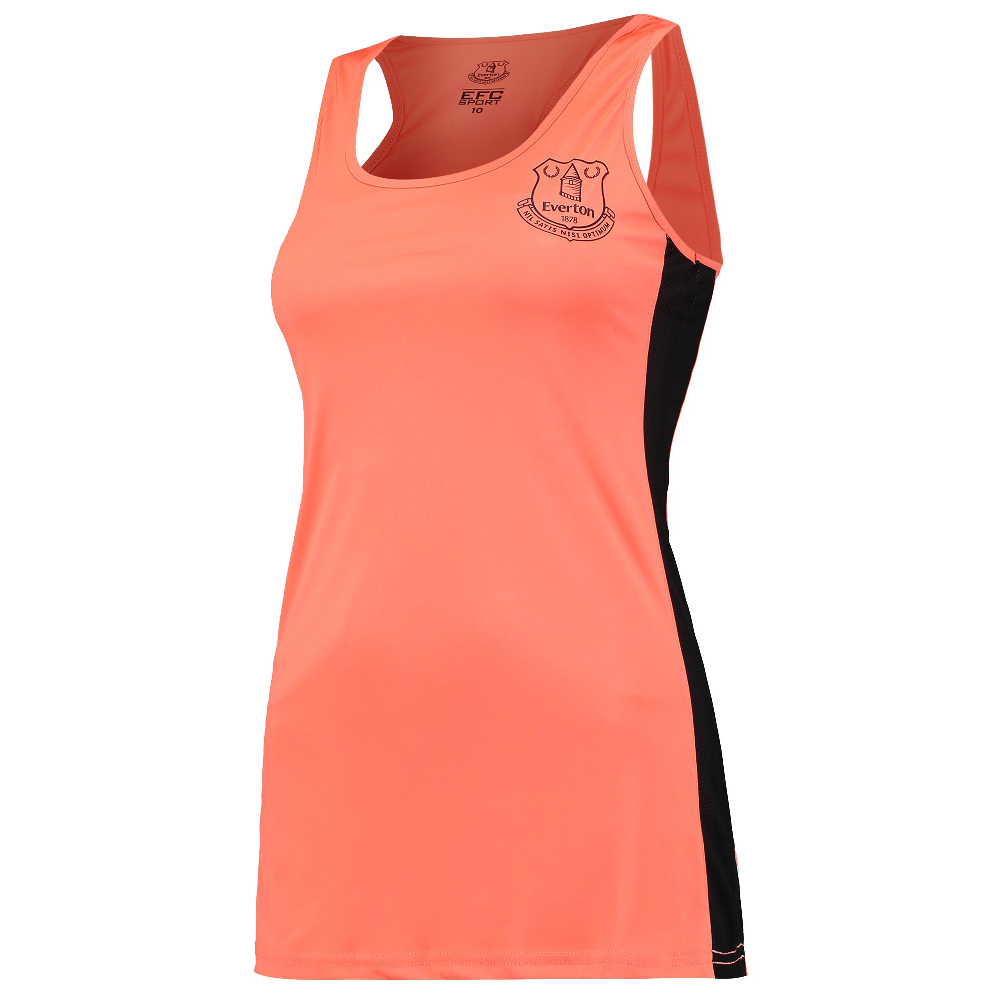 Everton Sport Poly Vest - Coral - Womens