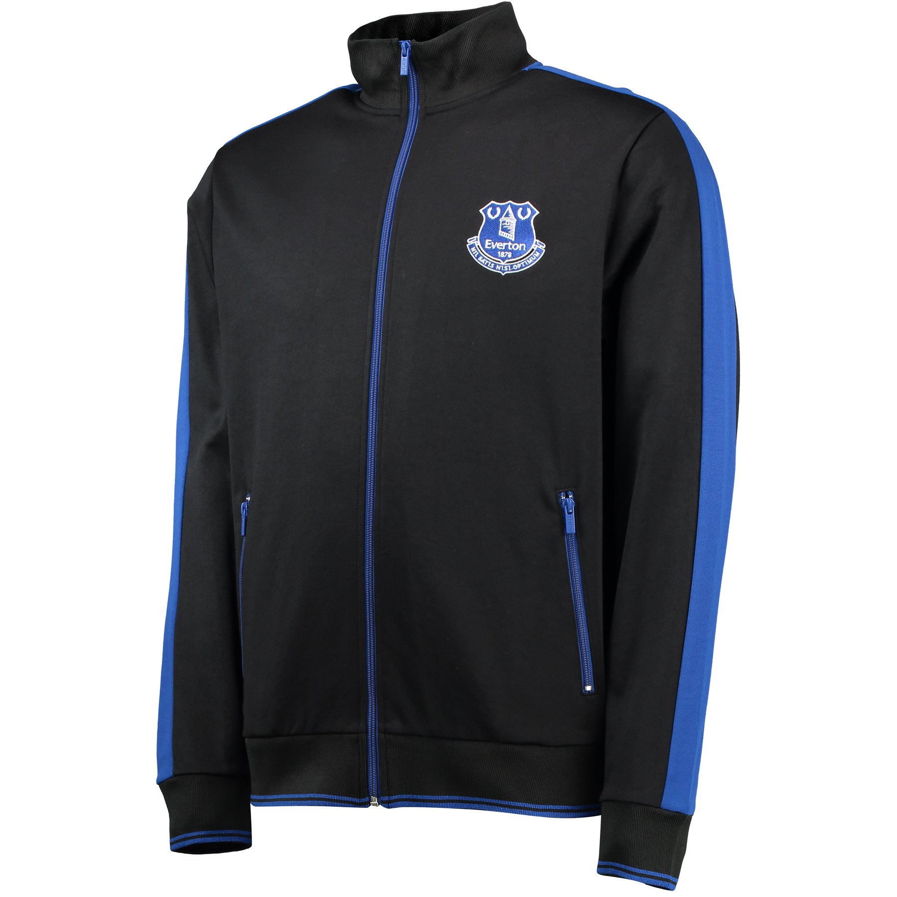 Everton Essentials Tricot Track Jacket - Black
