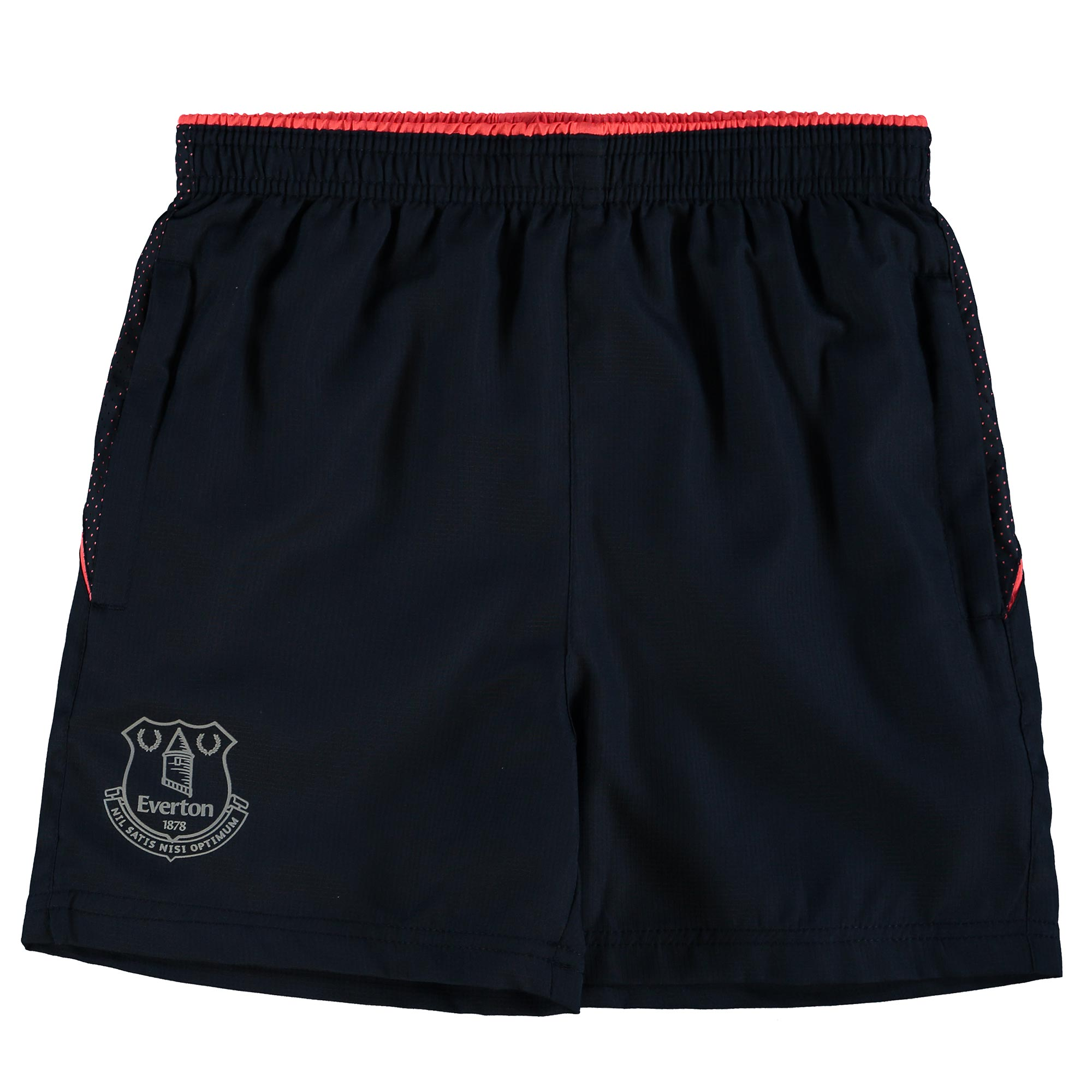 Everton Sport Woven Shorts - Eclipse - Junior