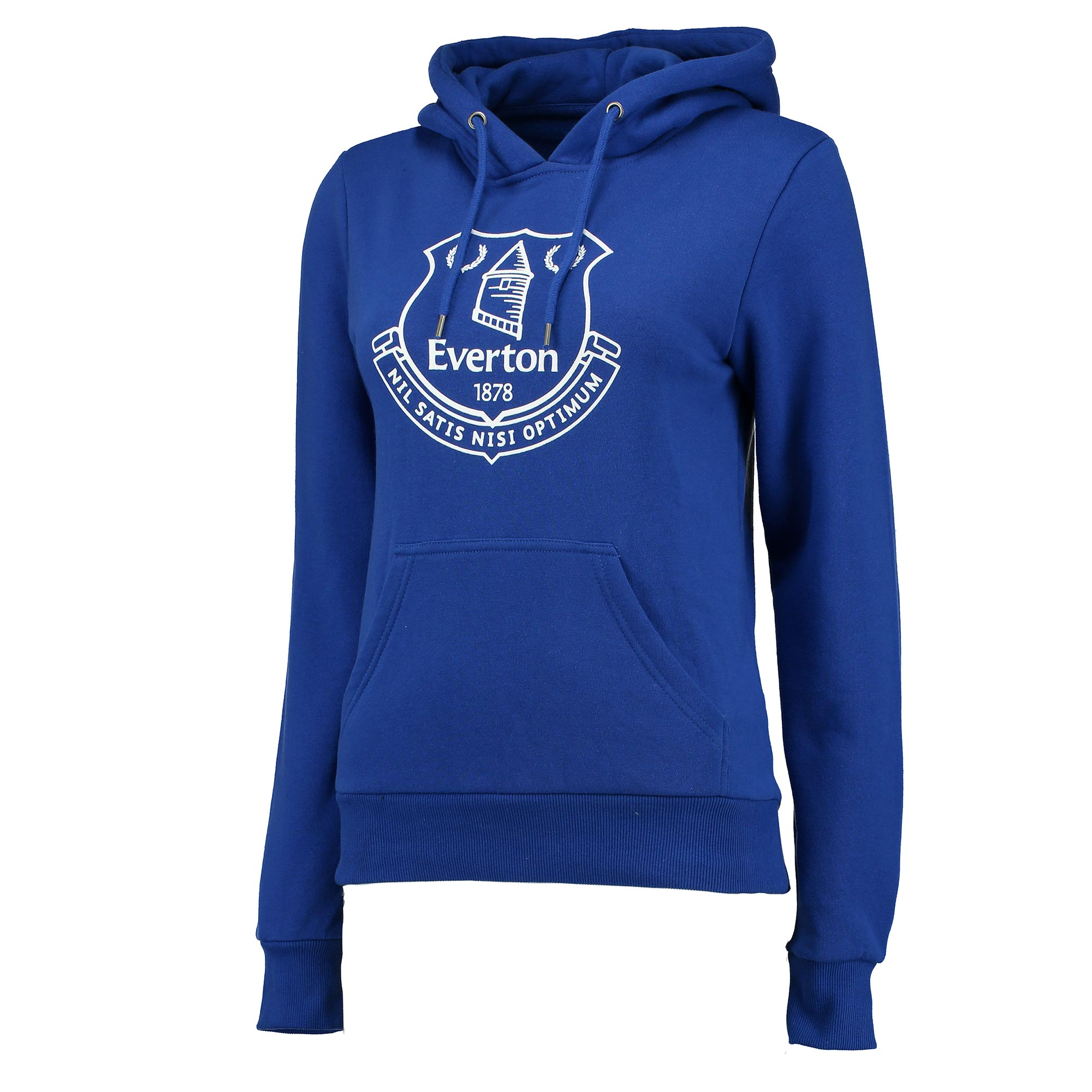 Everton Essentials OTH Hoodie - Royal - Womens