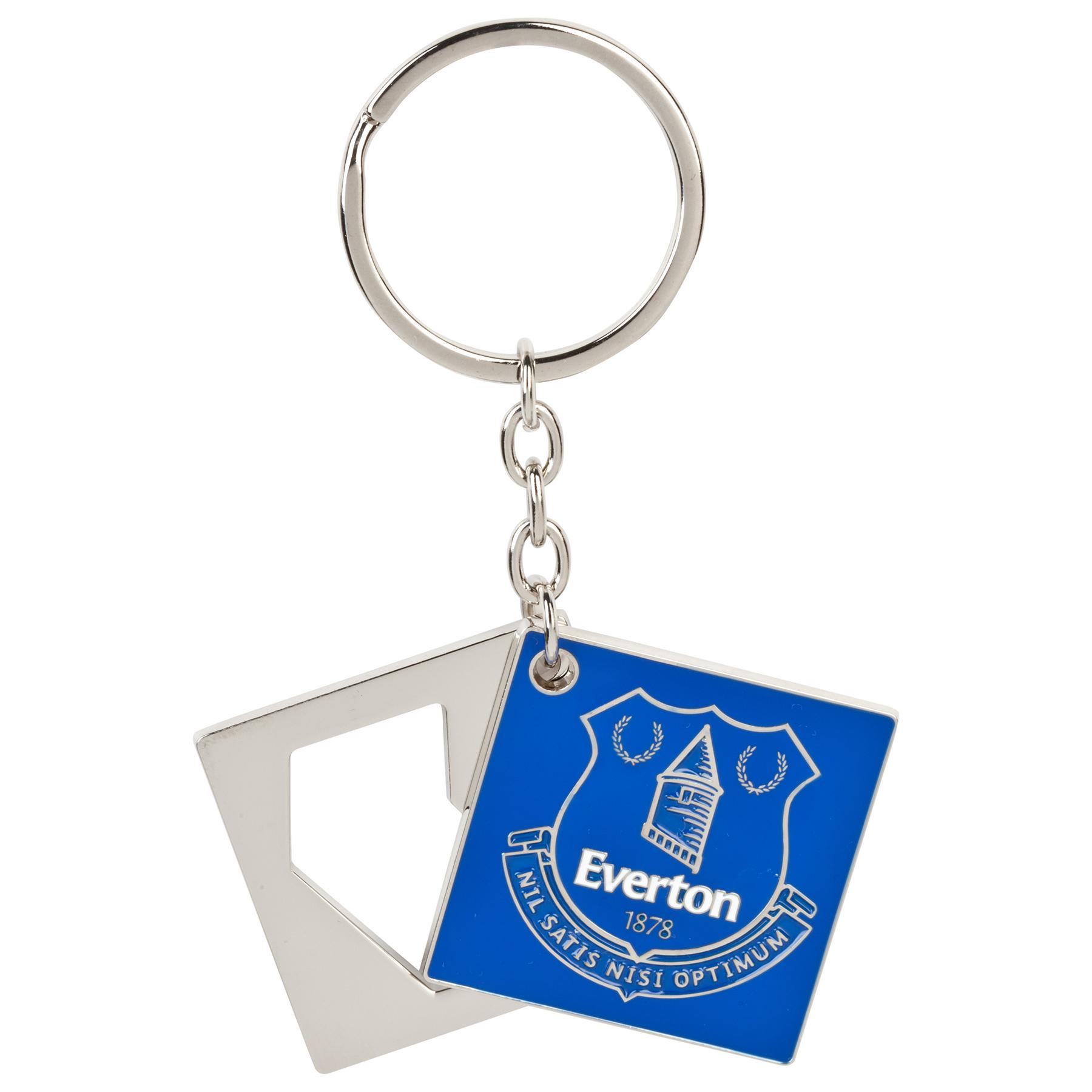 Everton Bottle Opener Keyring