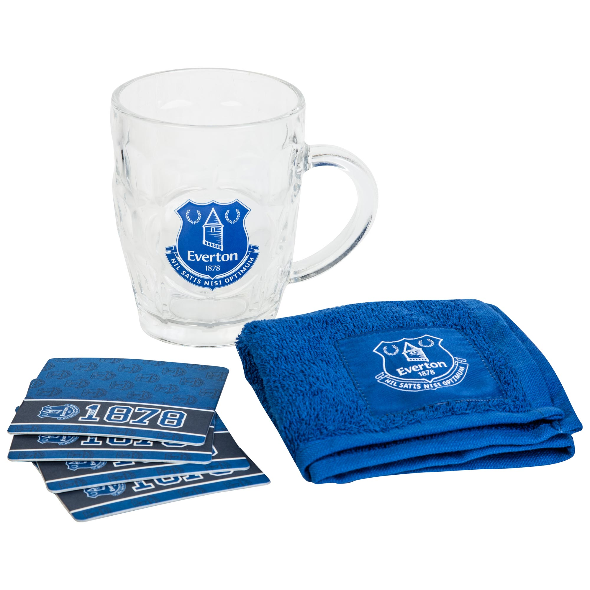 Everton Dimple Mini Bar Set