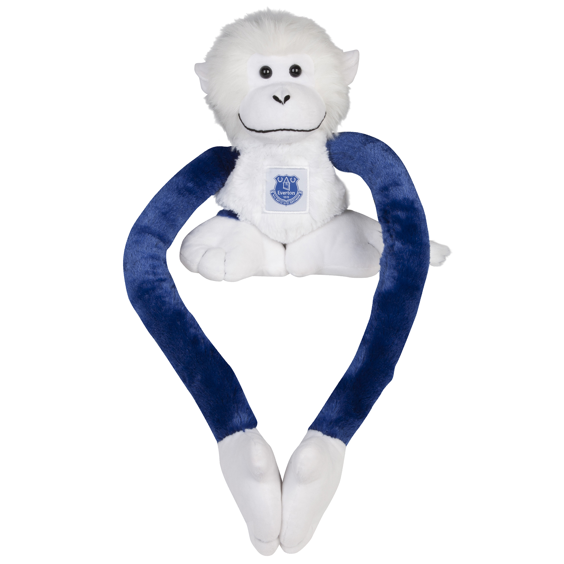 Everton Slider Monkey Soft Toy 22