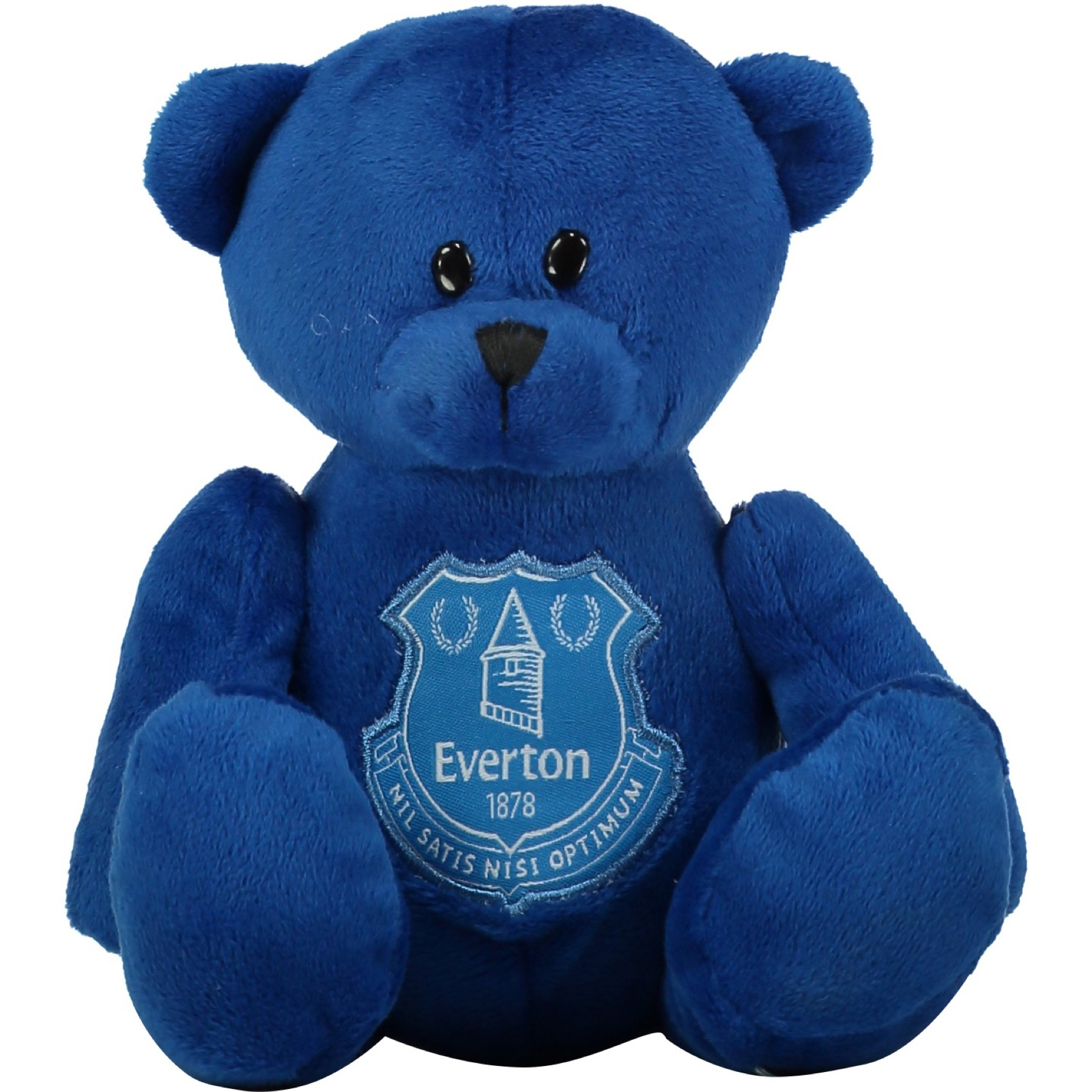Everton Beanie Bear Soft Toy 7in