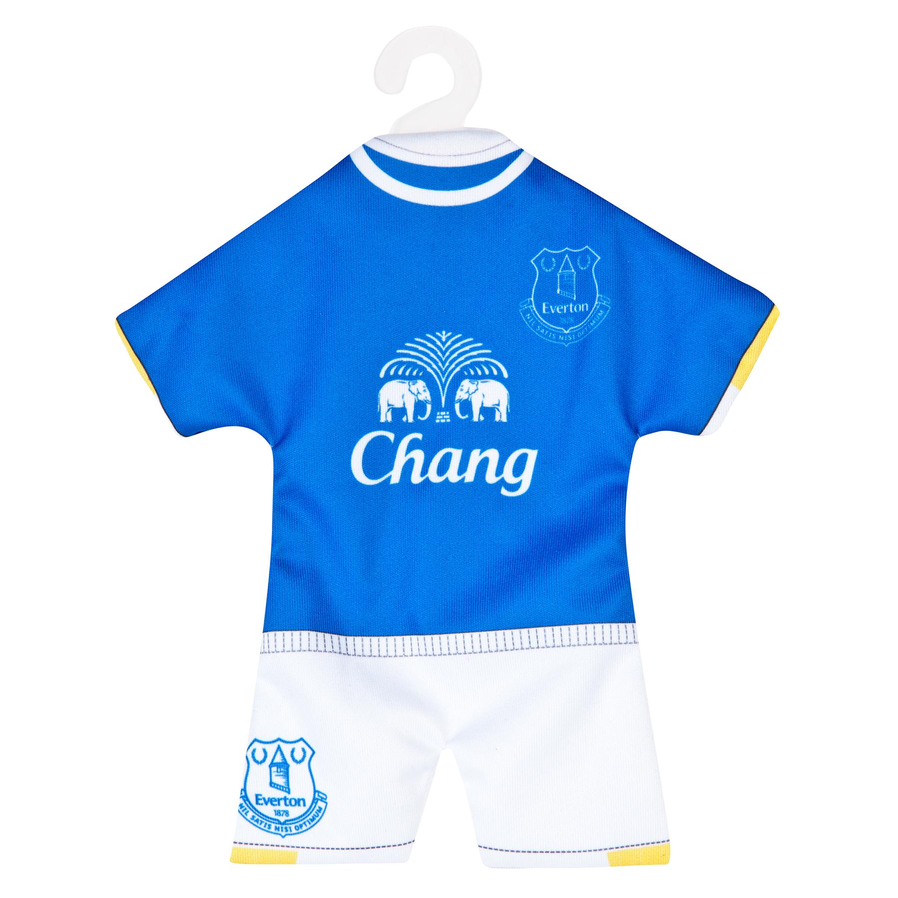 Everton Car Kit Hanger 2016/17