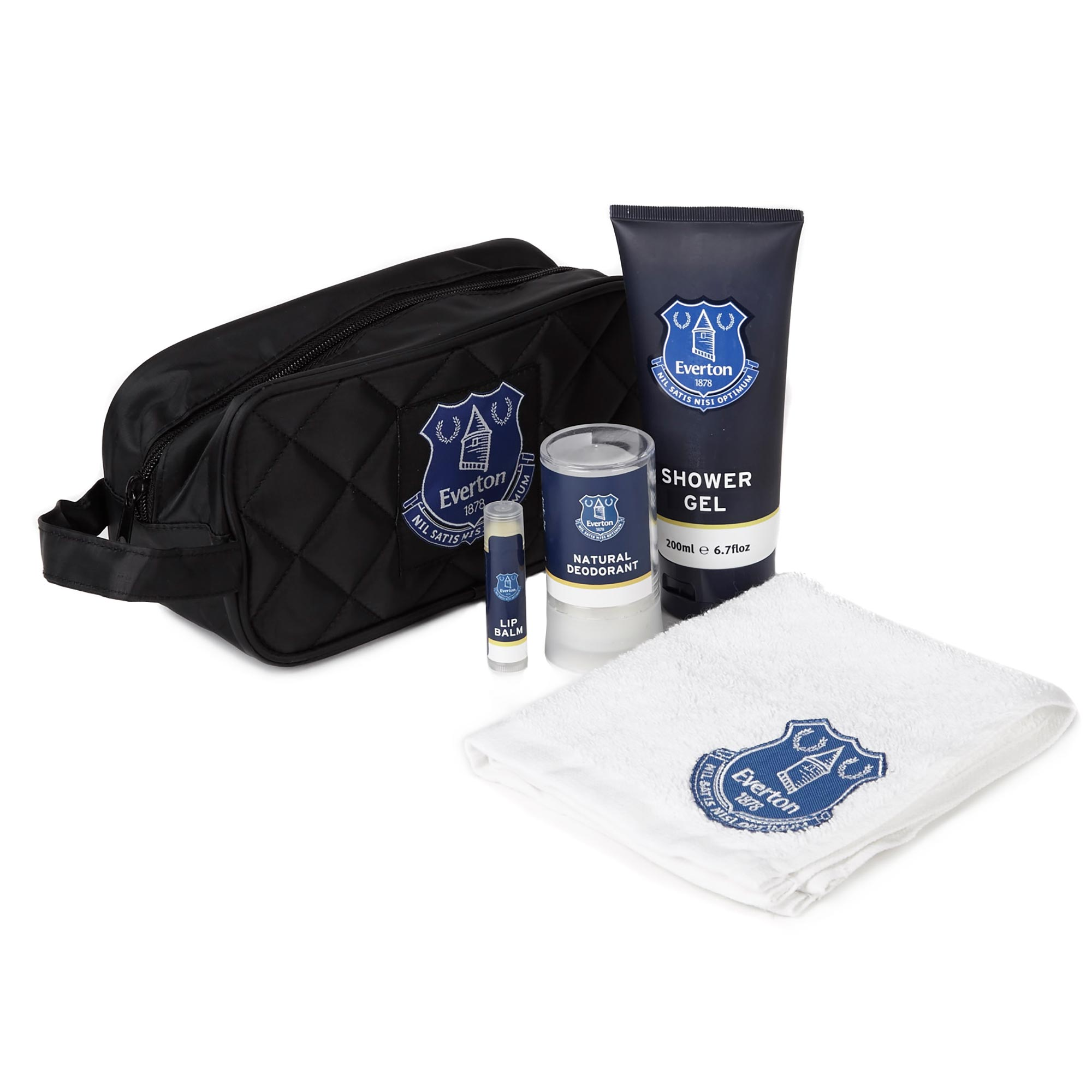 Everton Washbag Gift Set