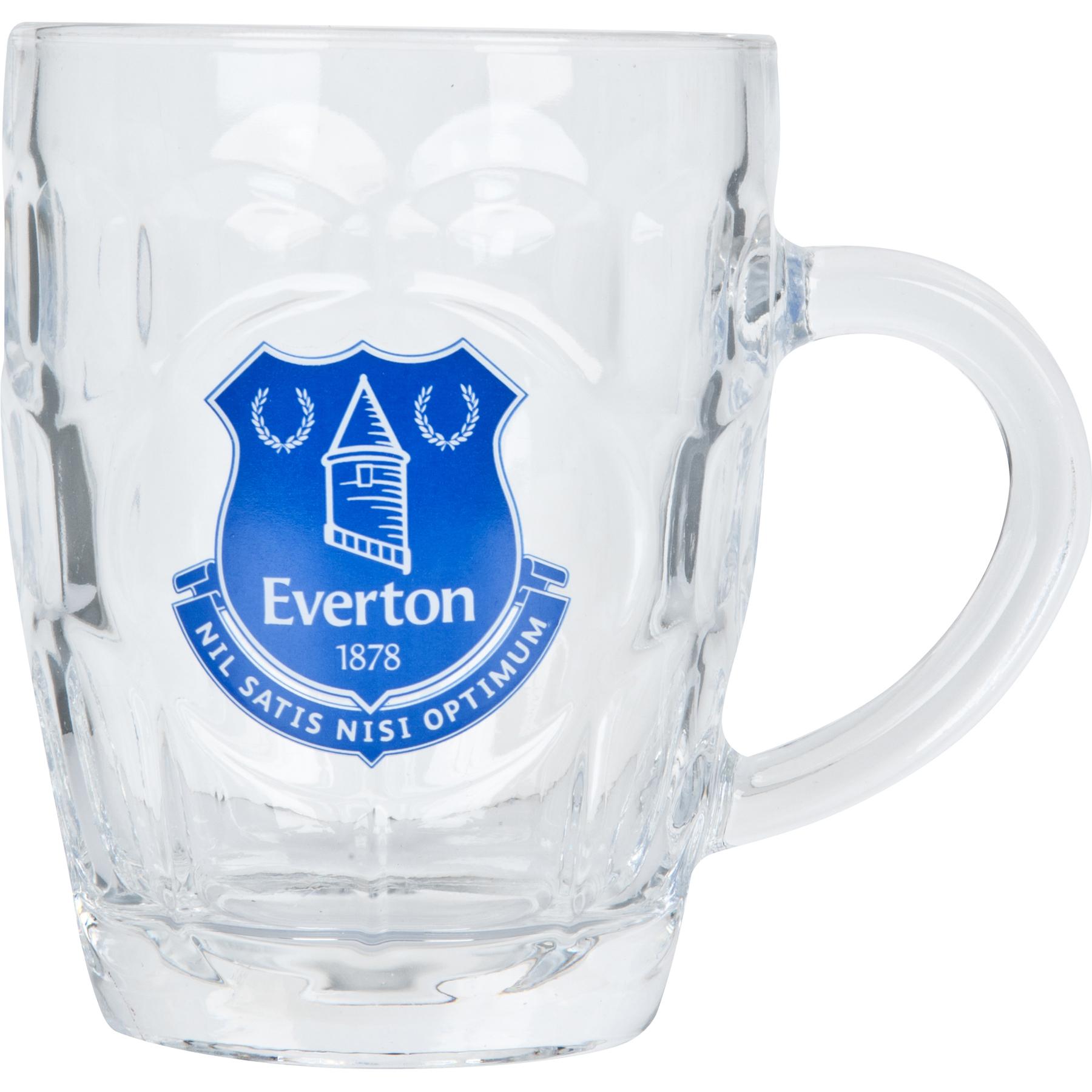 Everton Dimple Pint Glass