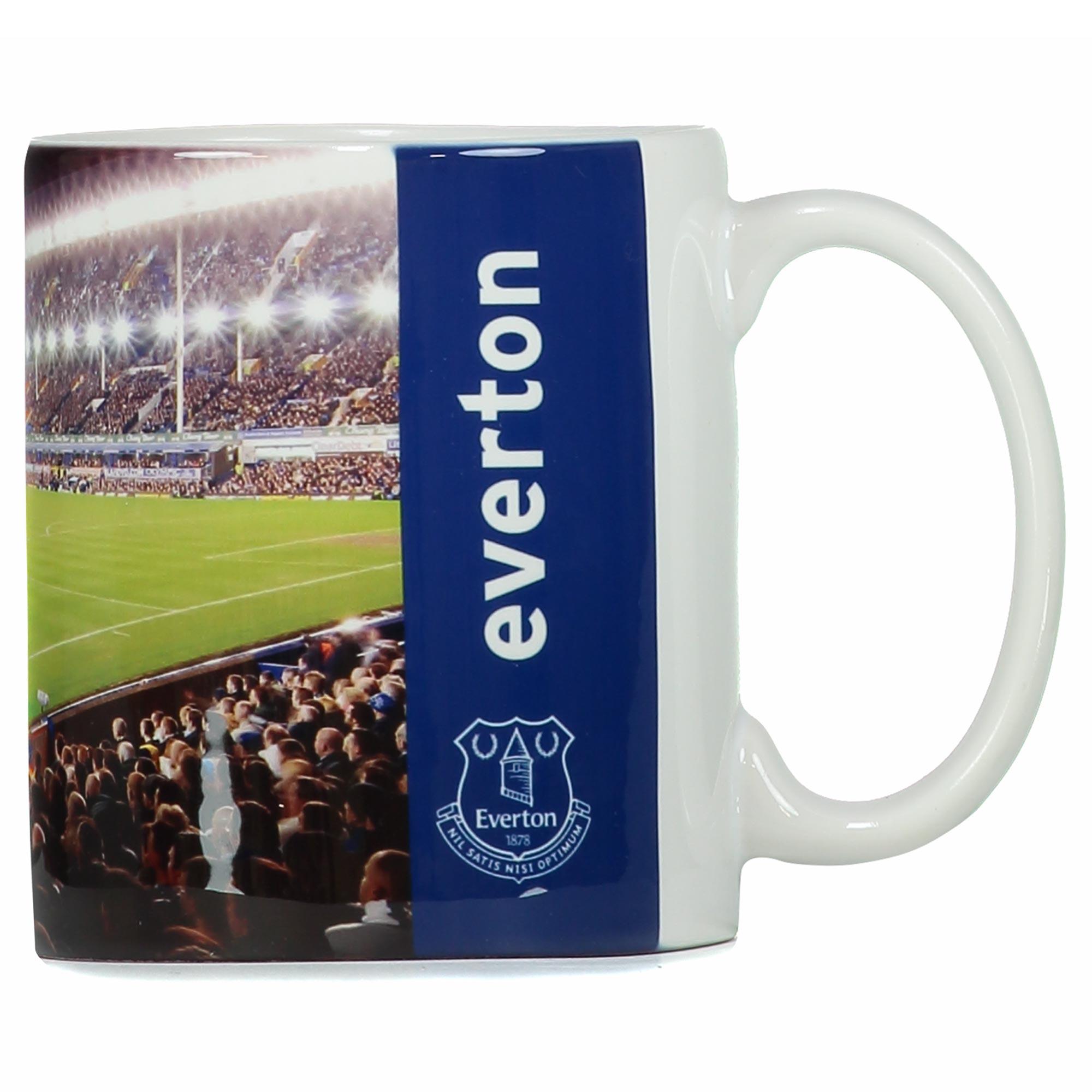 Everton Stadium 11oz Mug