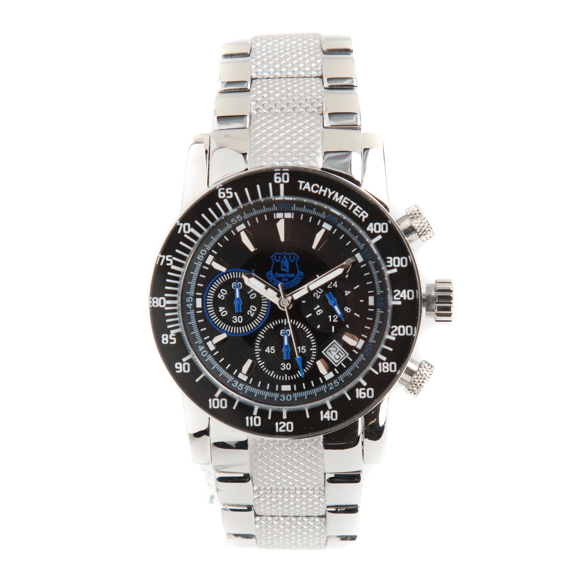 Everton Chronograph Watch - Mens