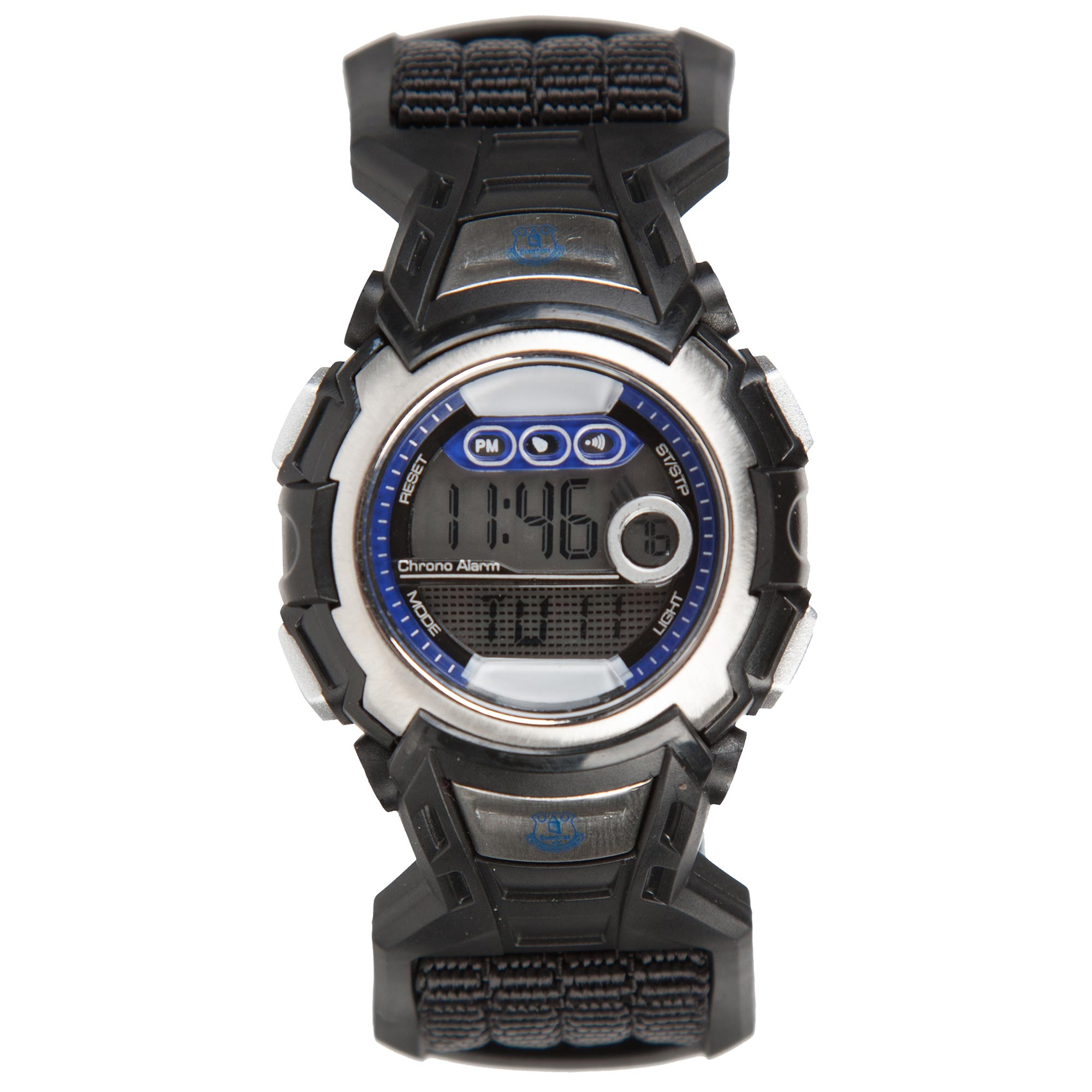 Everton LCD Watch - Mens