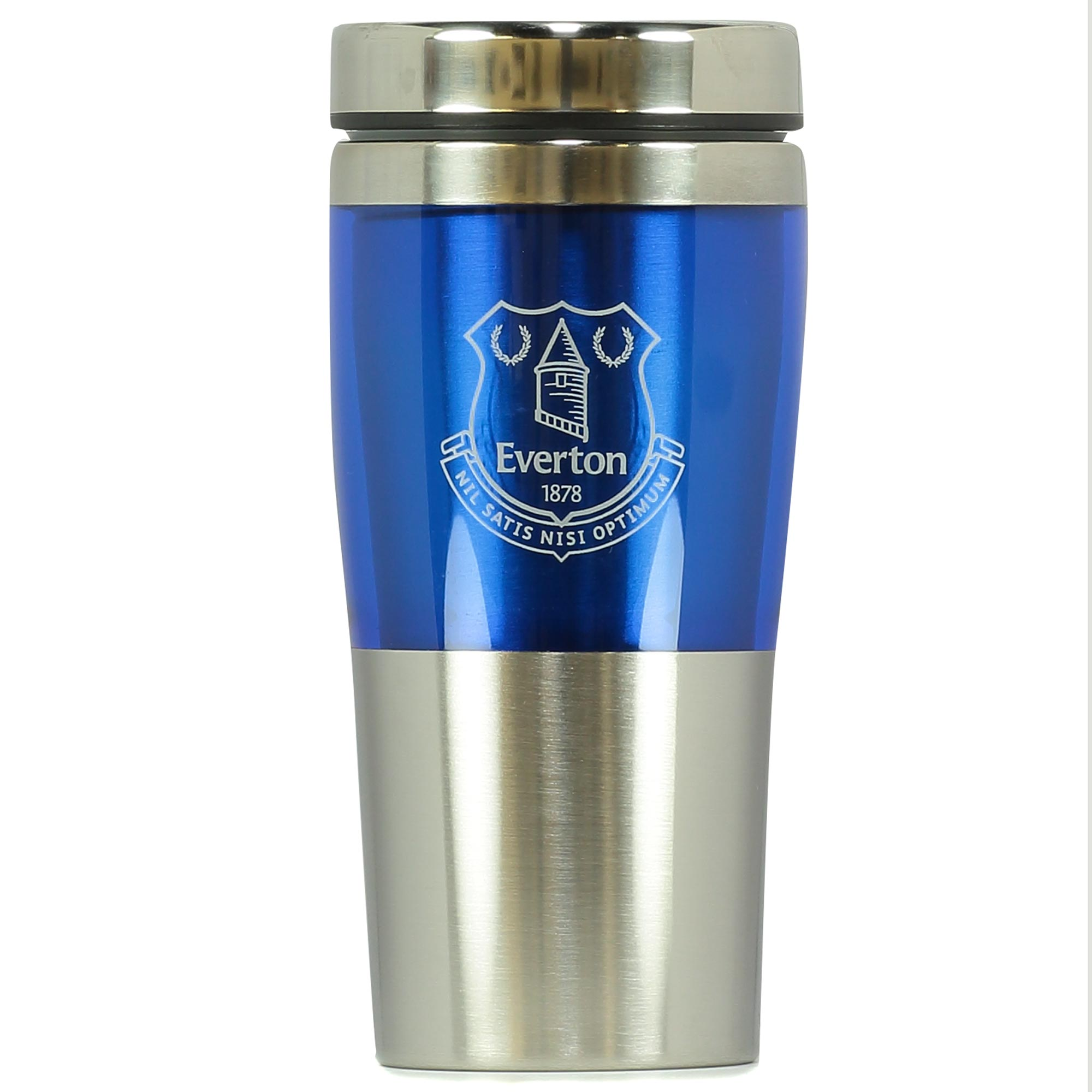 Everton Stainless Steel Travel Mug