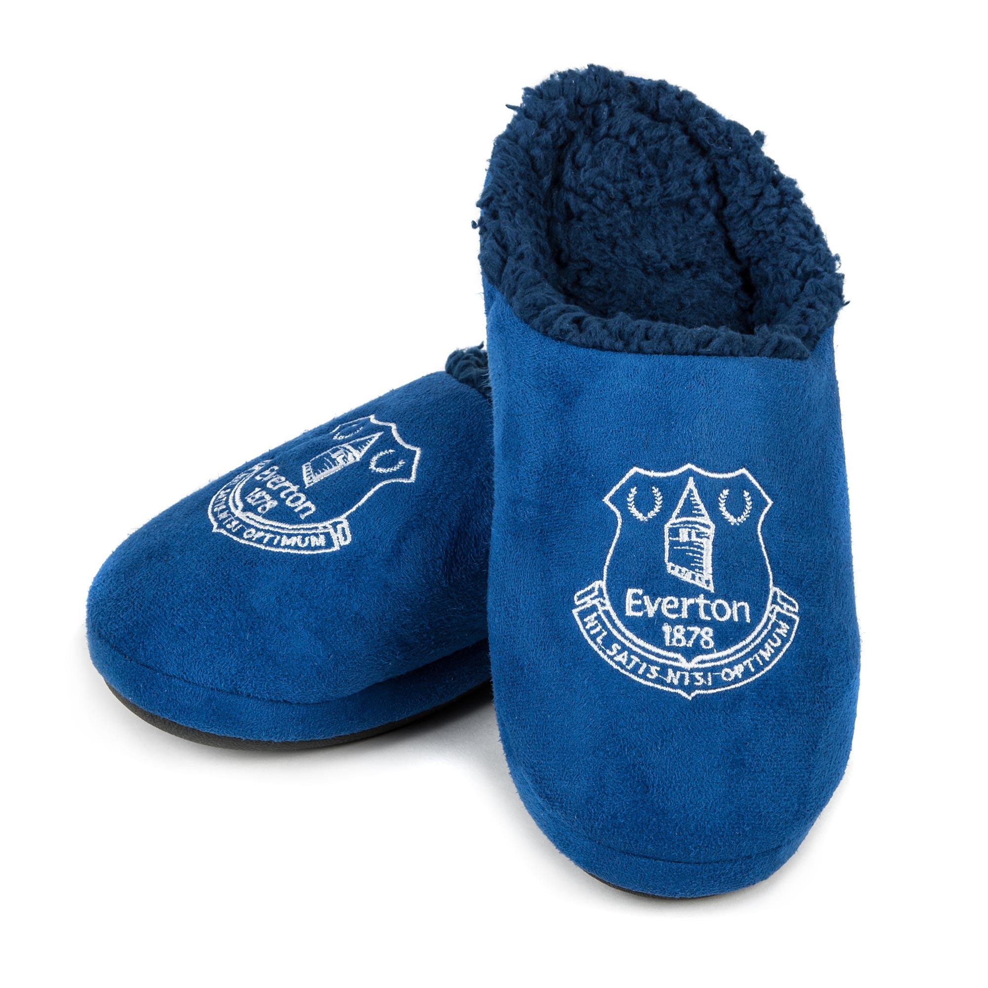 Everton Mule Slipper - Royal - Junior