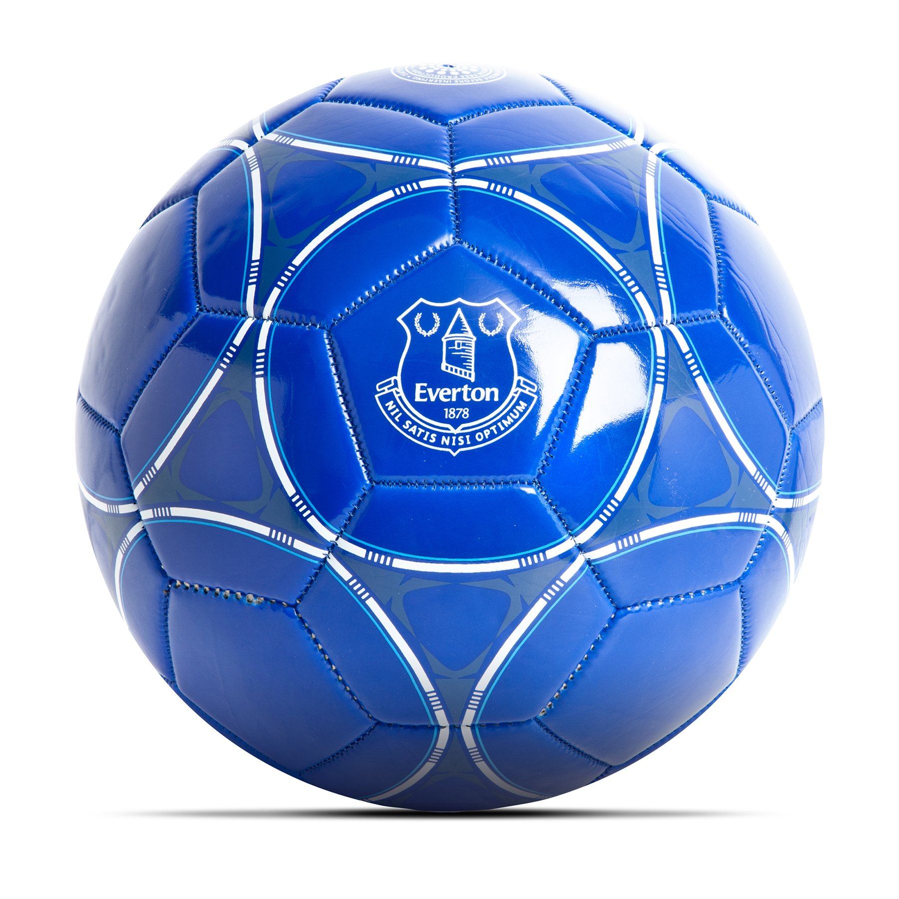 Everton Size 5 Football - Everton Blue