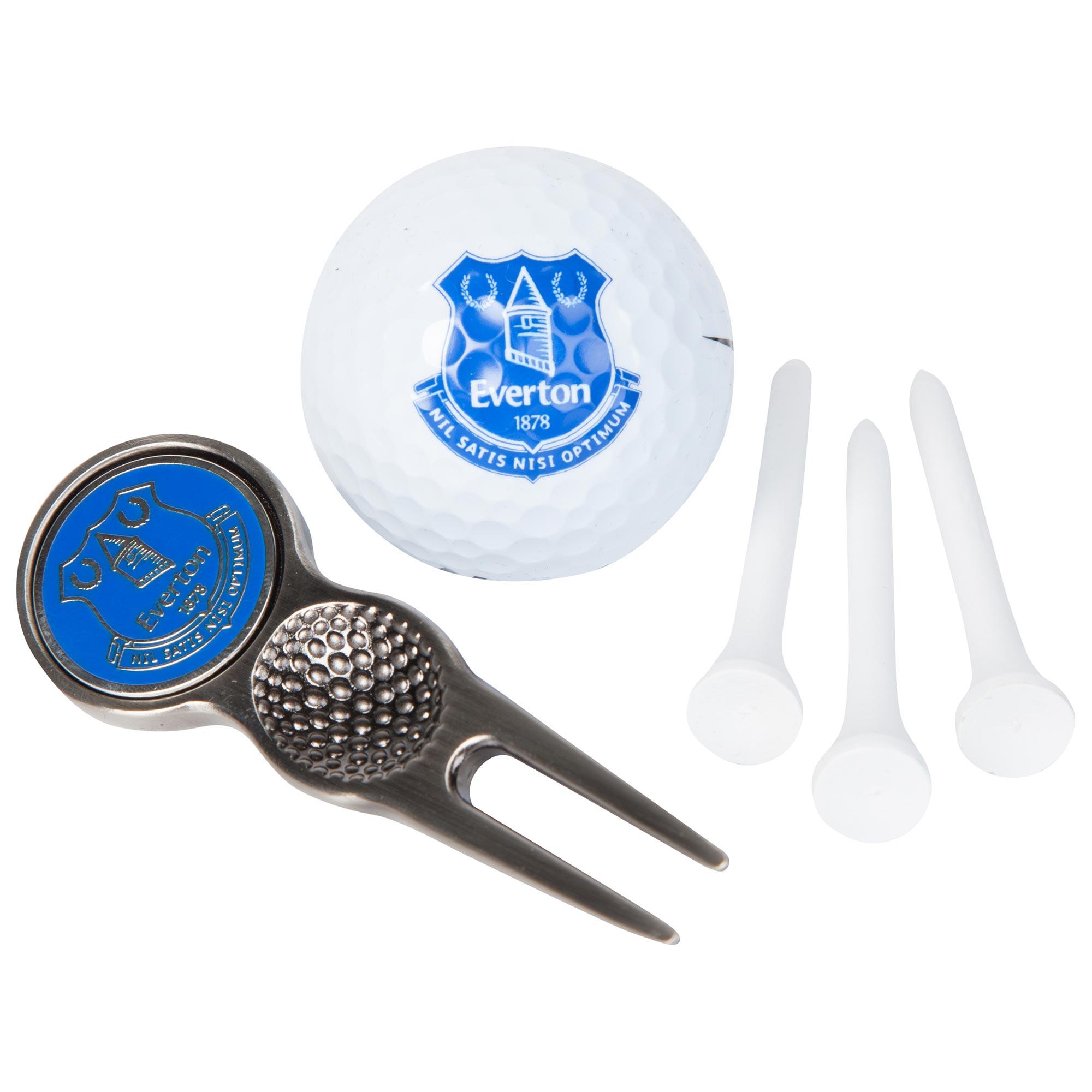 Everton Golf Gift Tube