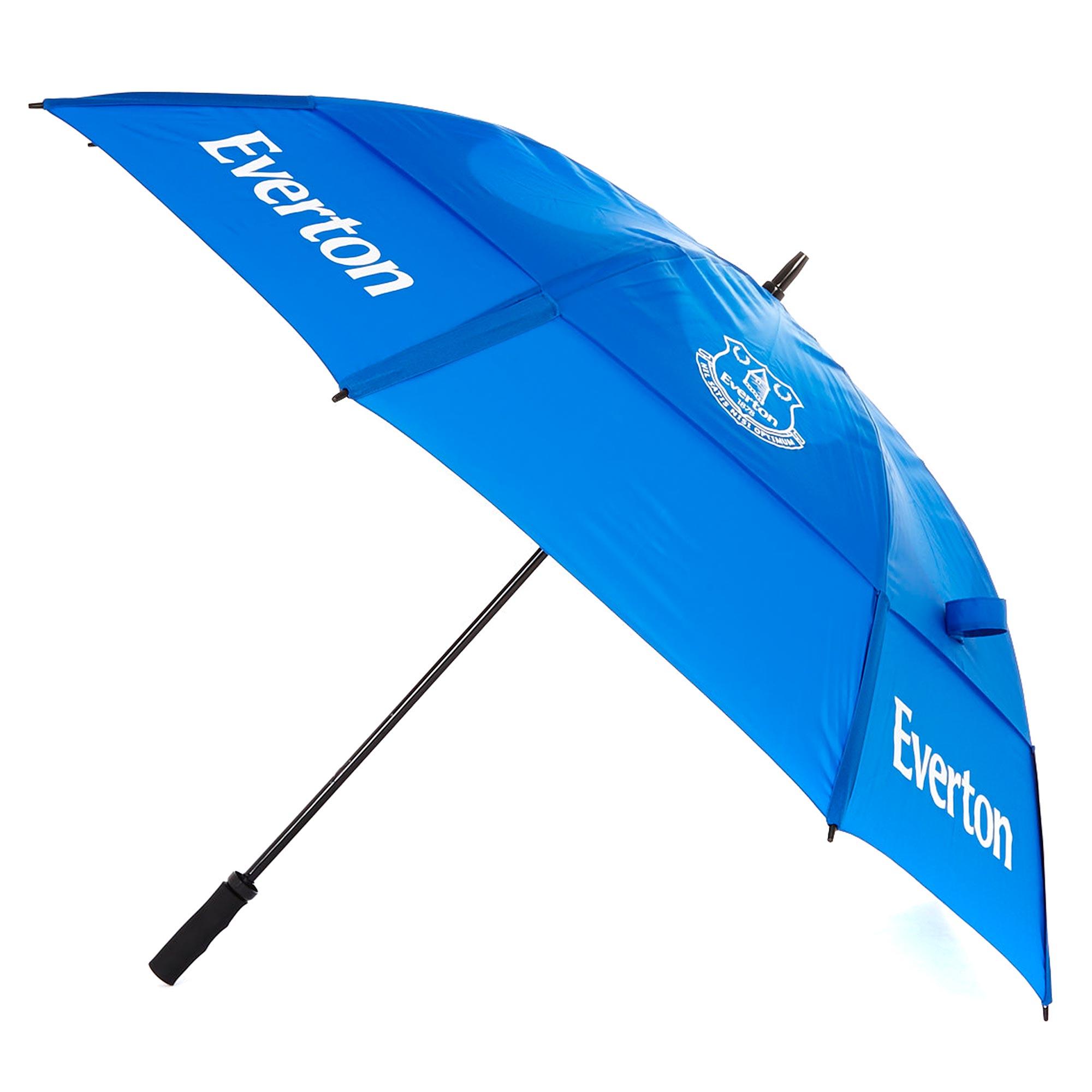 Everton Double Canopy Golf Umbrella