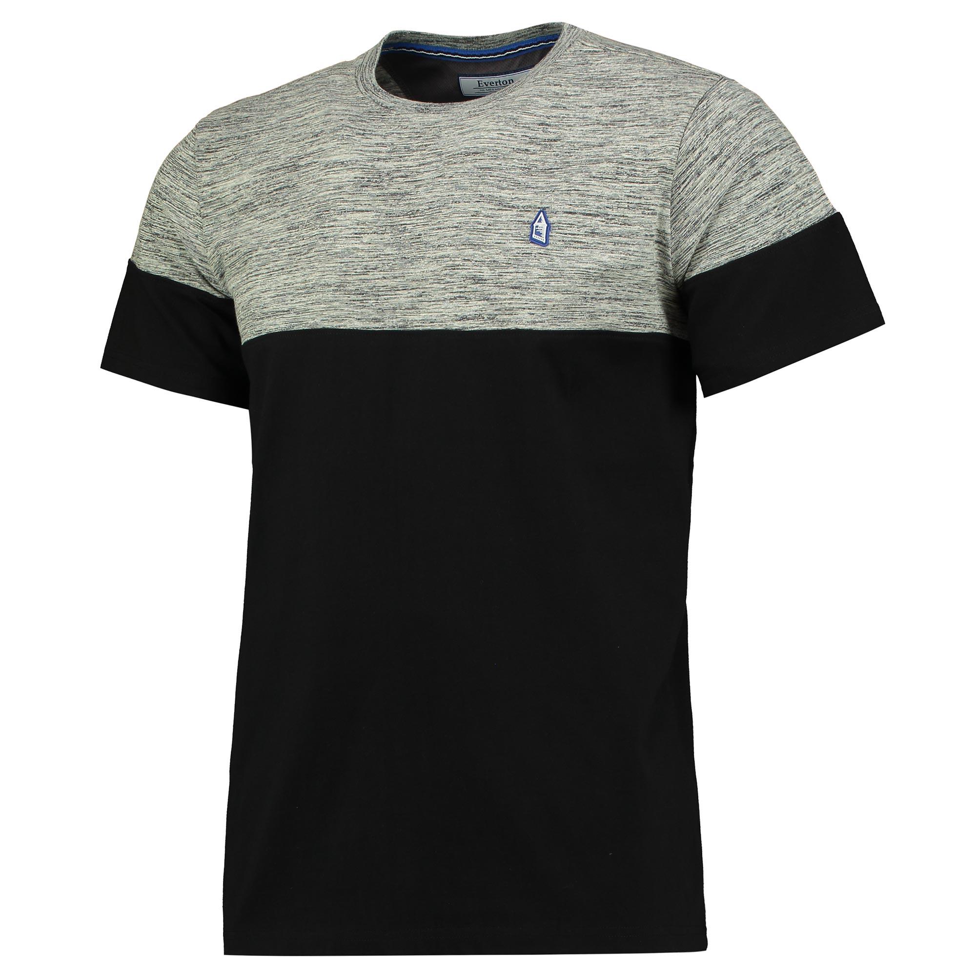 Everton Terrace T-Shirt - Charcoal