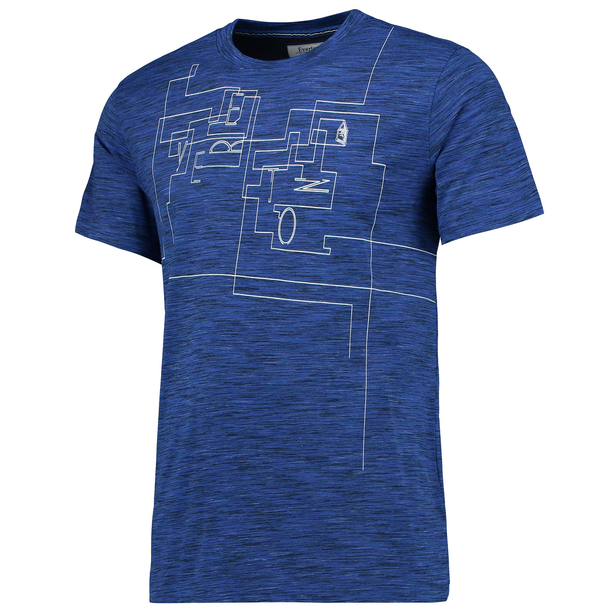 Everton Terrace T-Shirt - Navy