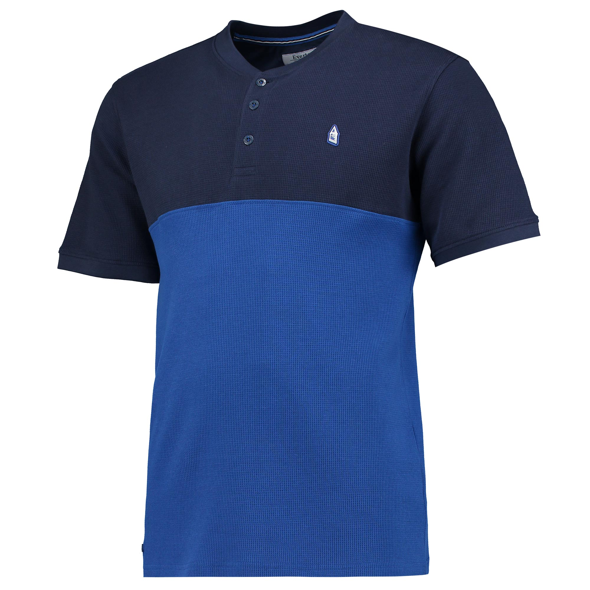 Everton Terrace Henley Polo - Royal