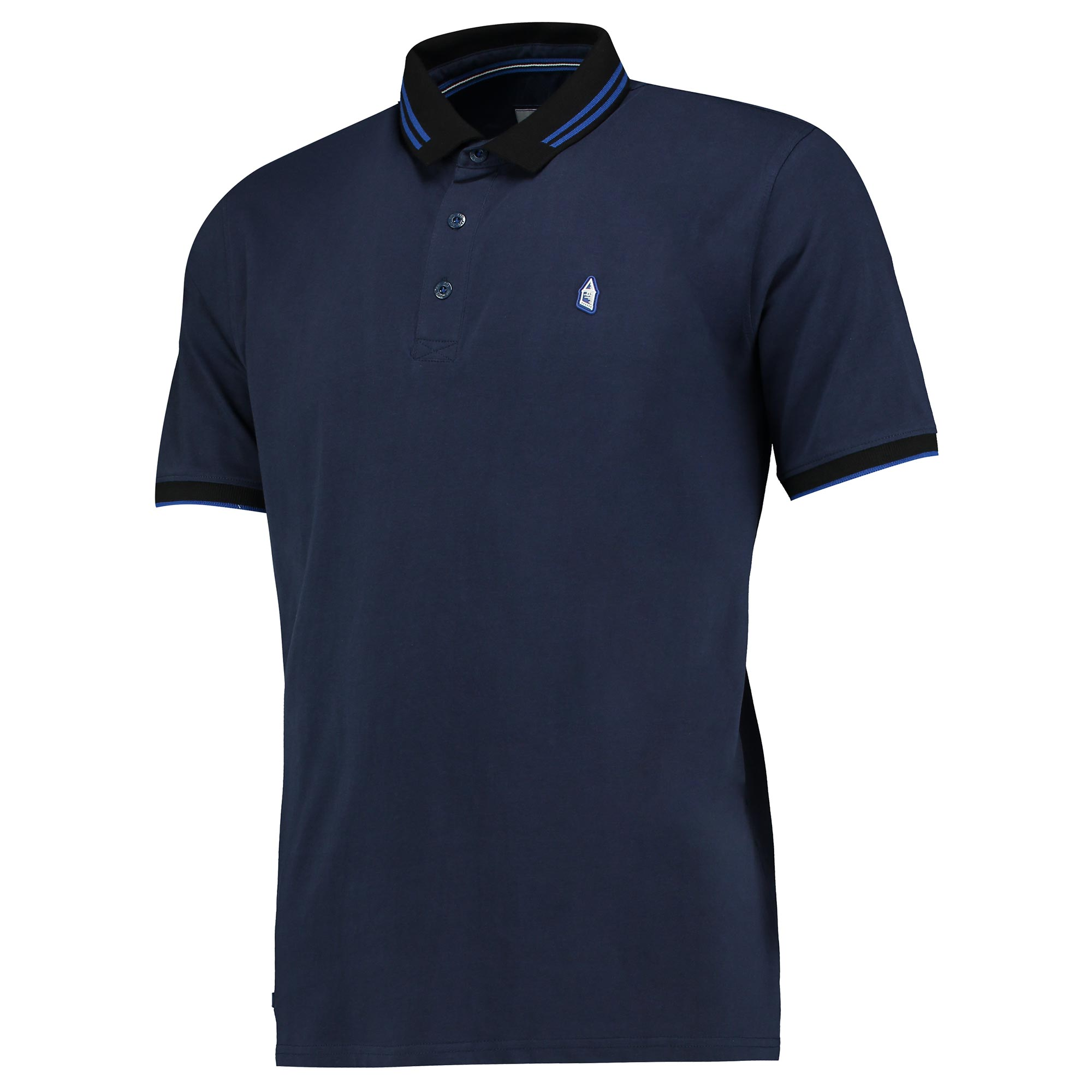 Everton Terrace Polo - Navy