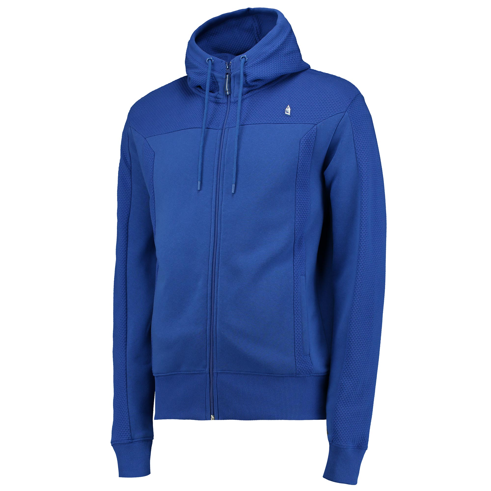 Everton Terrace Full Zip Hoodie - Royal