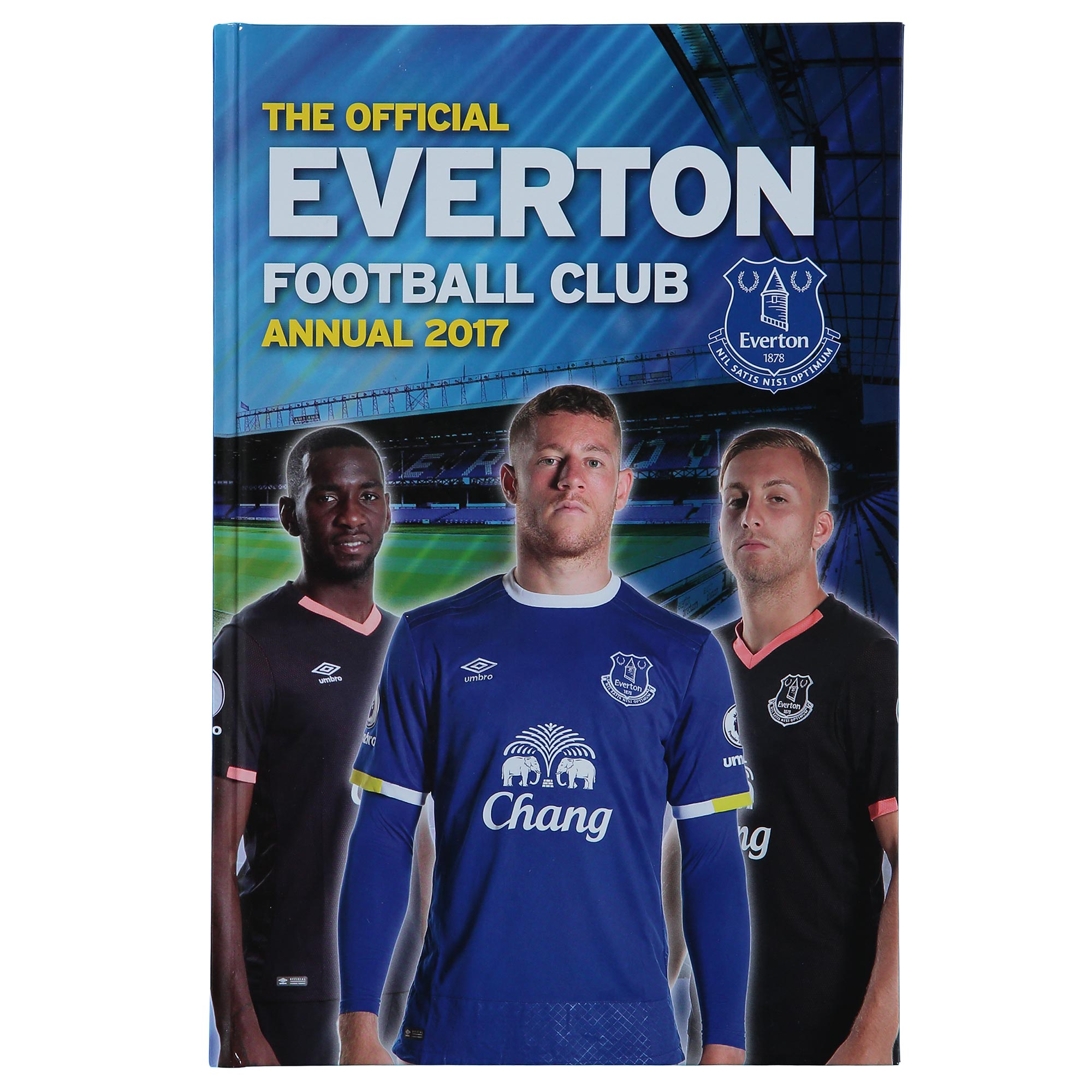 Everton Official 2017 Annual