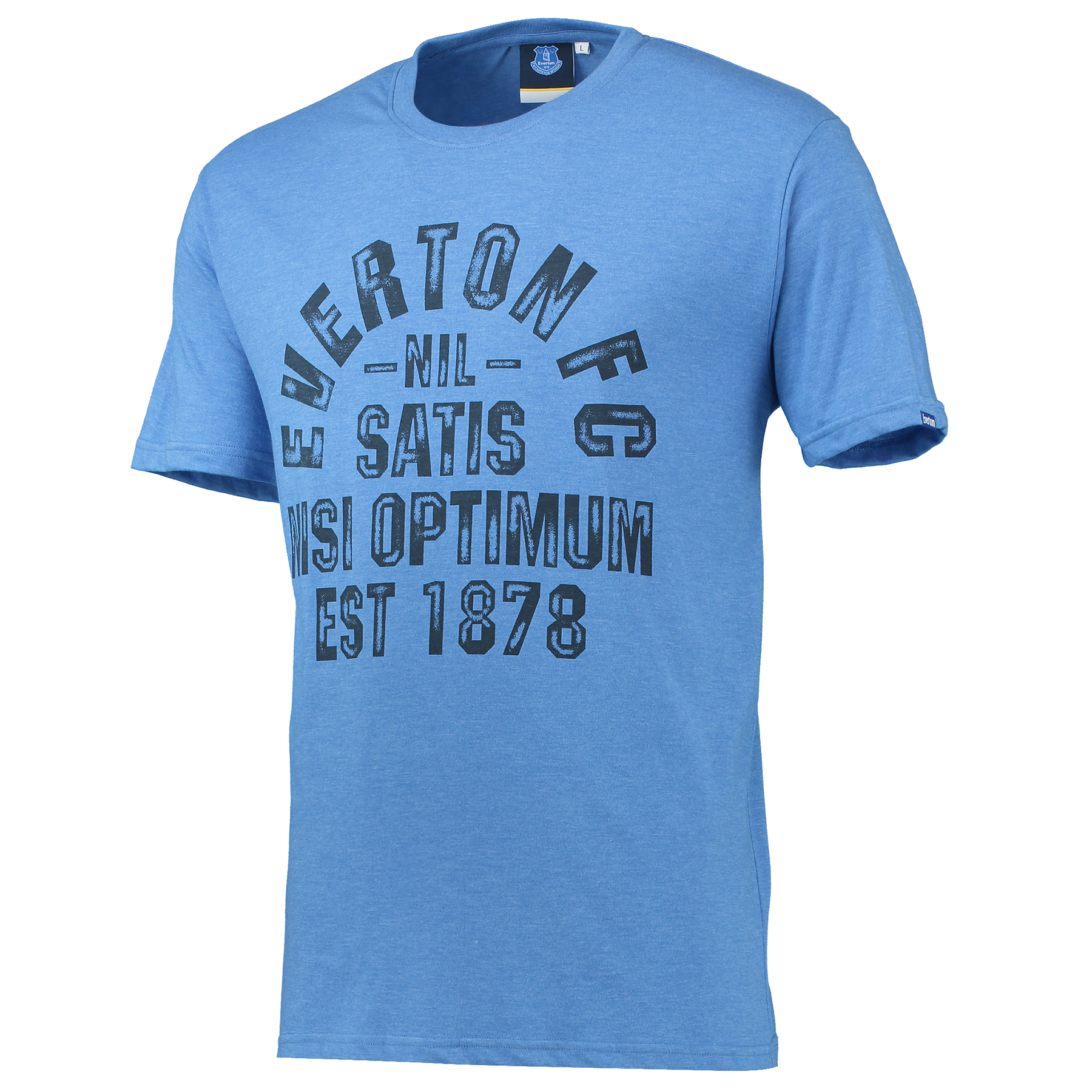 Everton Optimum T-Shirt - Royal