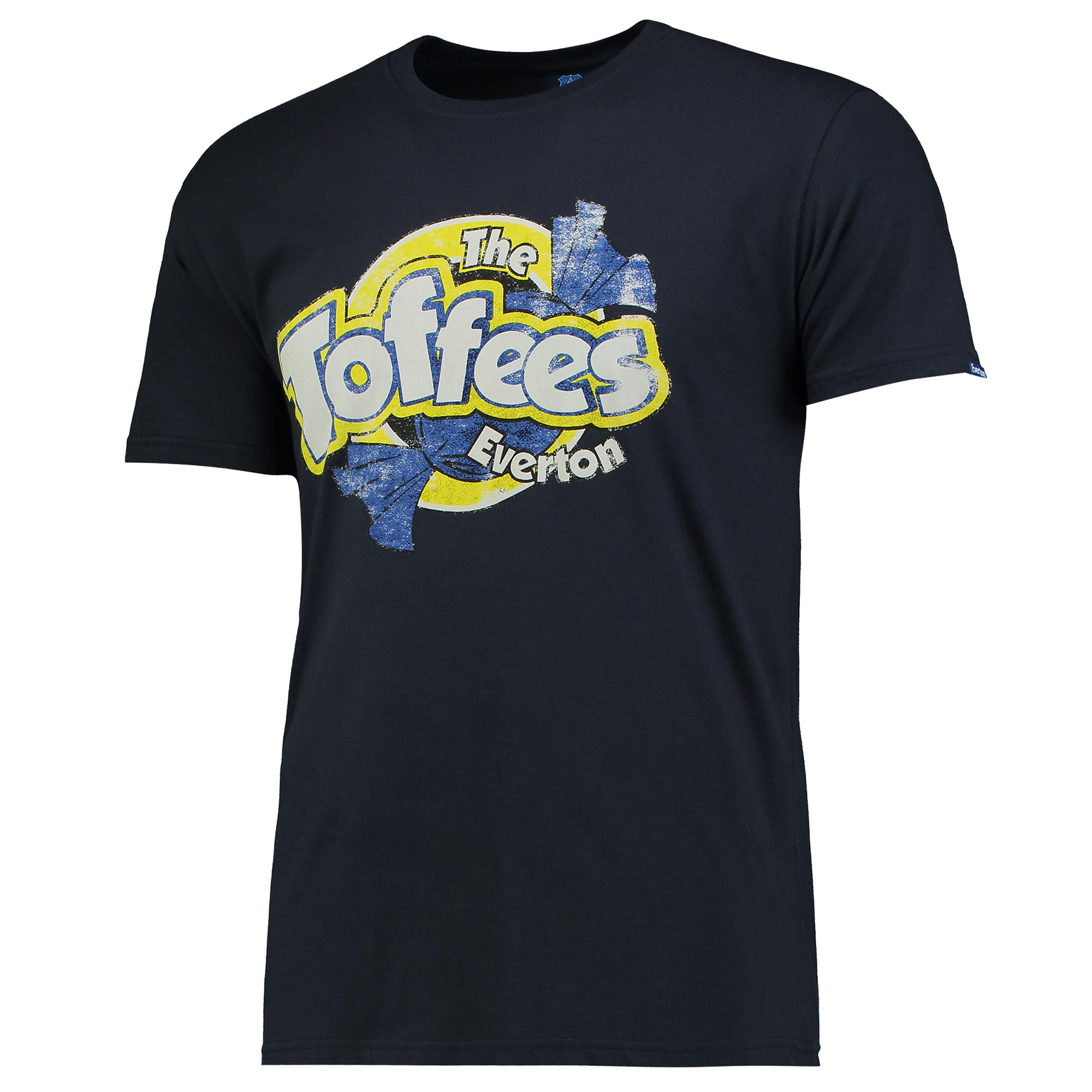 Everton The Toffees T-Shirt - Navy