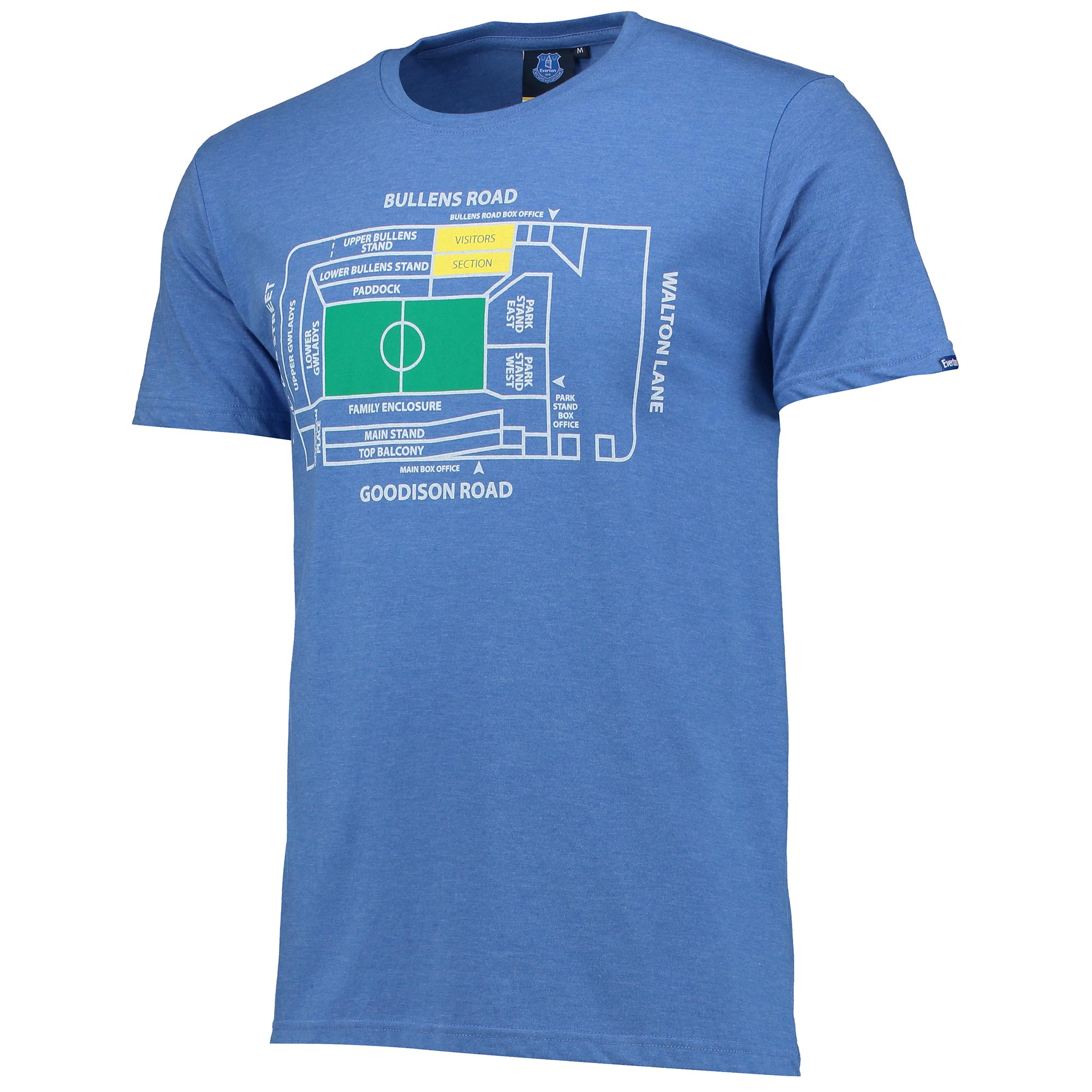 Everton Stadium T-Shirt - Royal