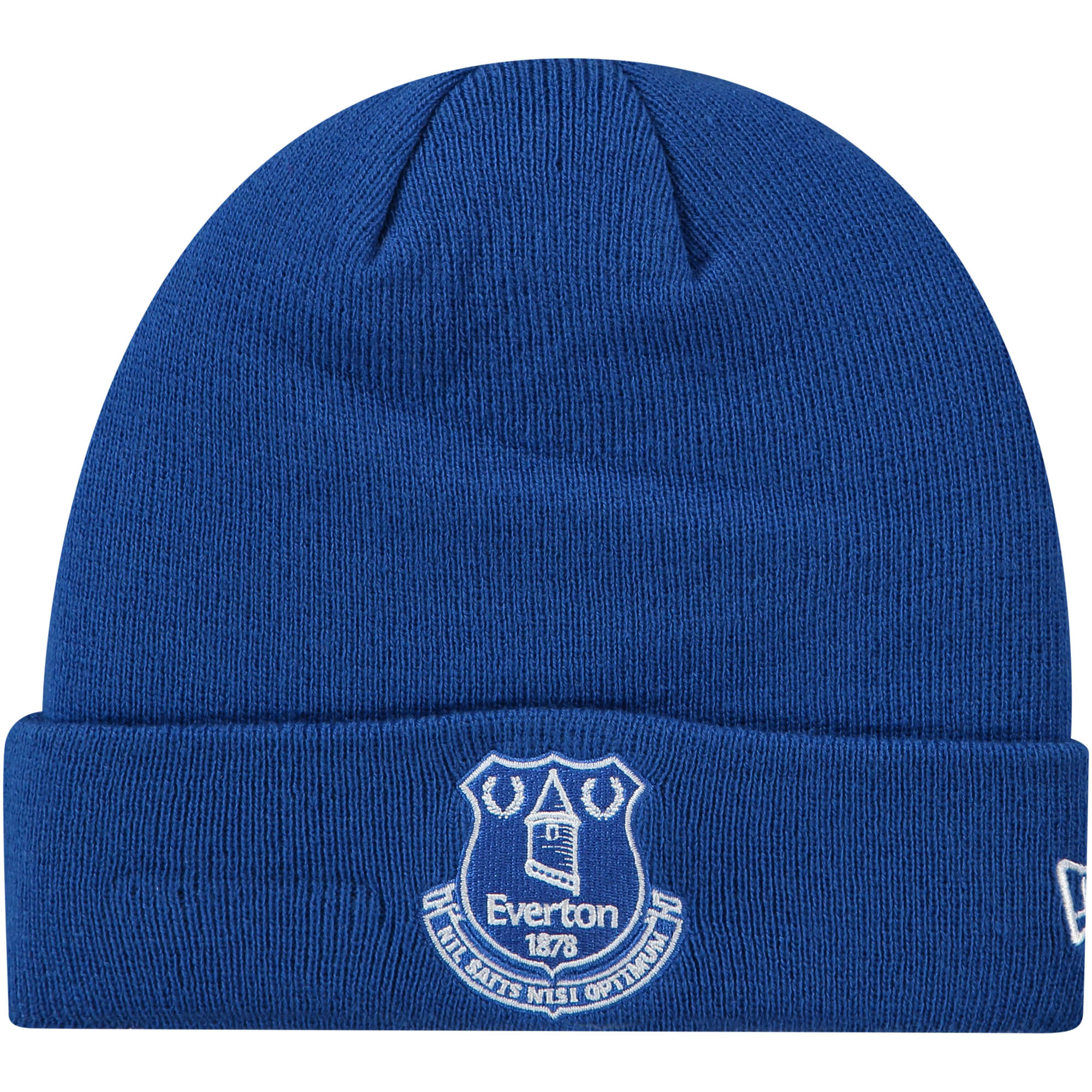 Everton New Era Core Cuff Beanie - Royal