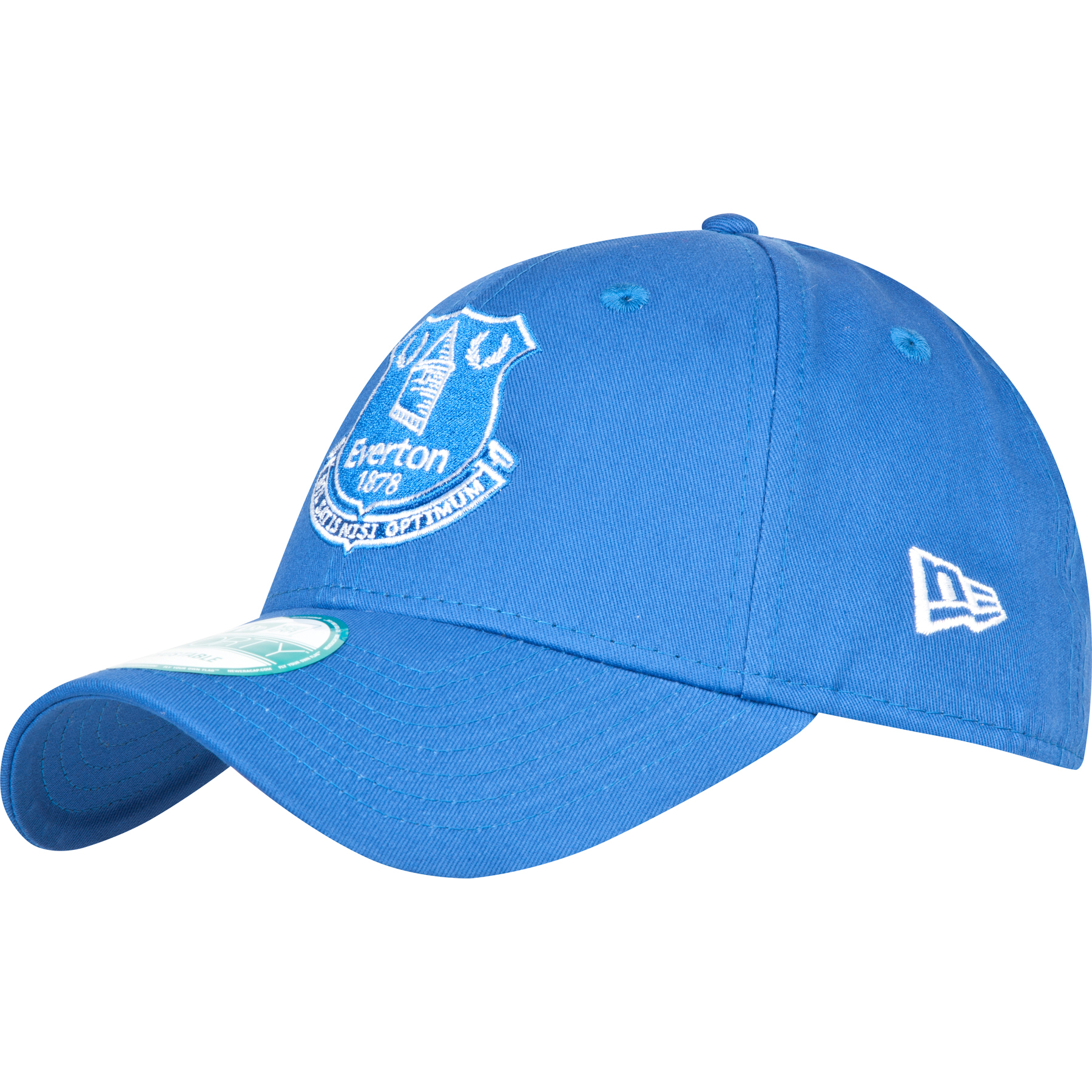 Everton New Era Core Cap - Royal