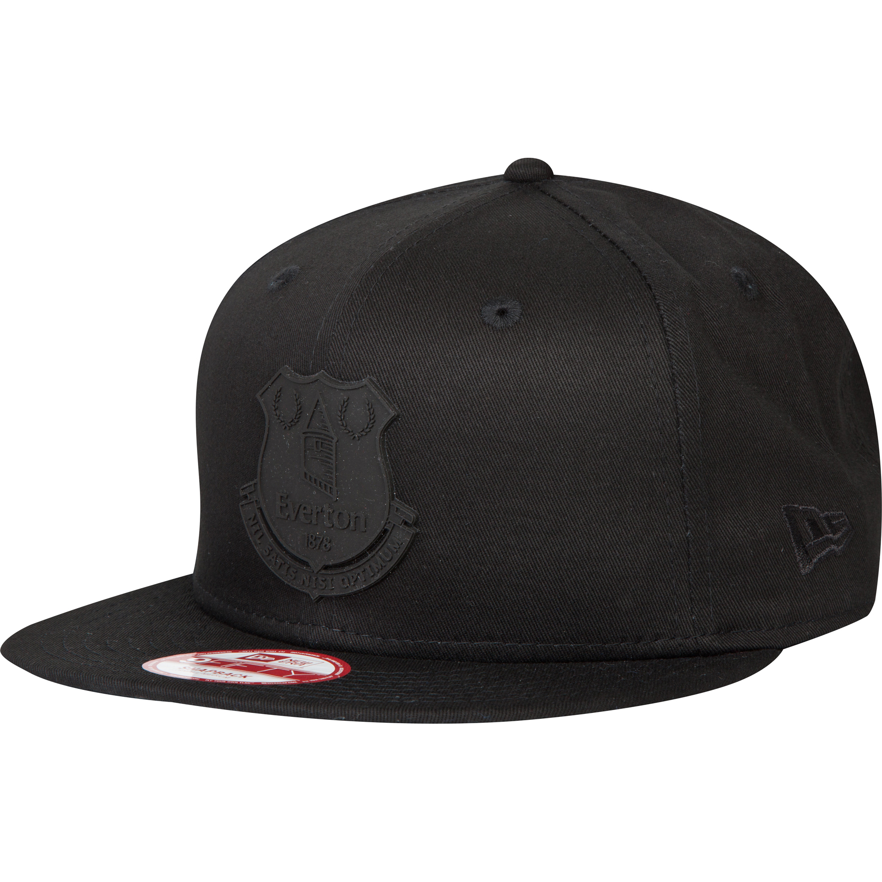 Everton New Era 9 Fifty Snapback Cap Cap - Black