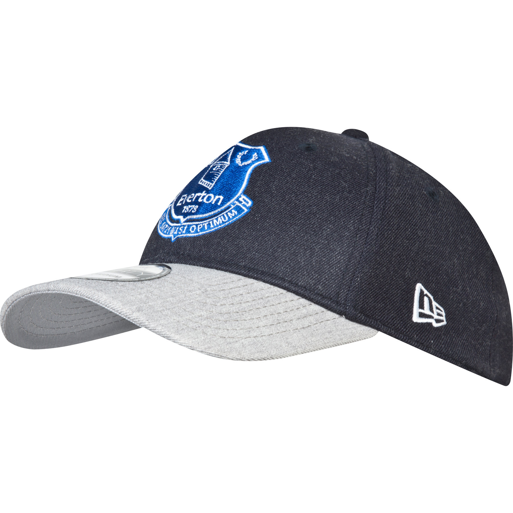 Everton New Era 39 Thirty Cap - Royal/Grey