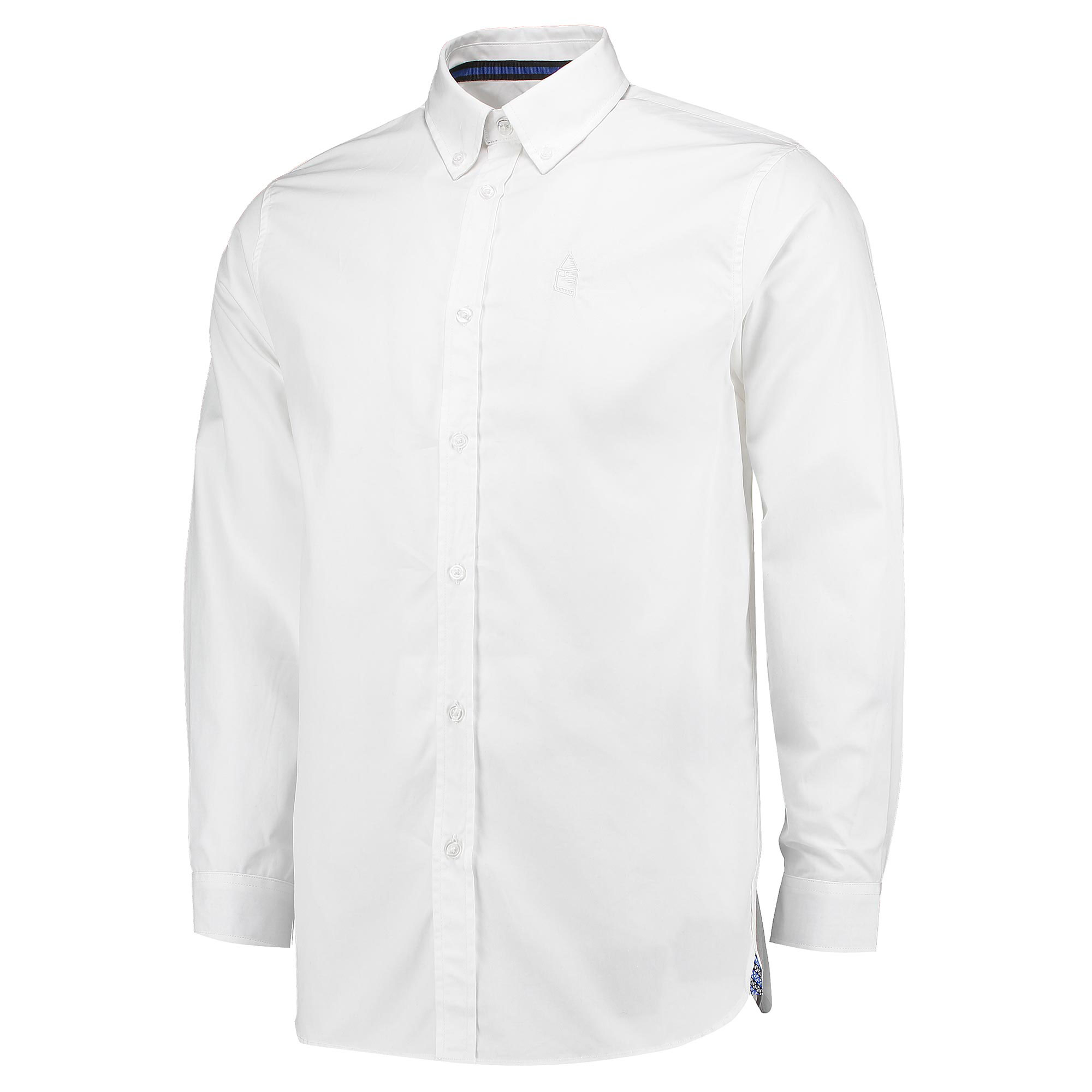 Everton 1878 Cotton Shirt - White