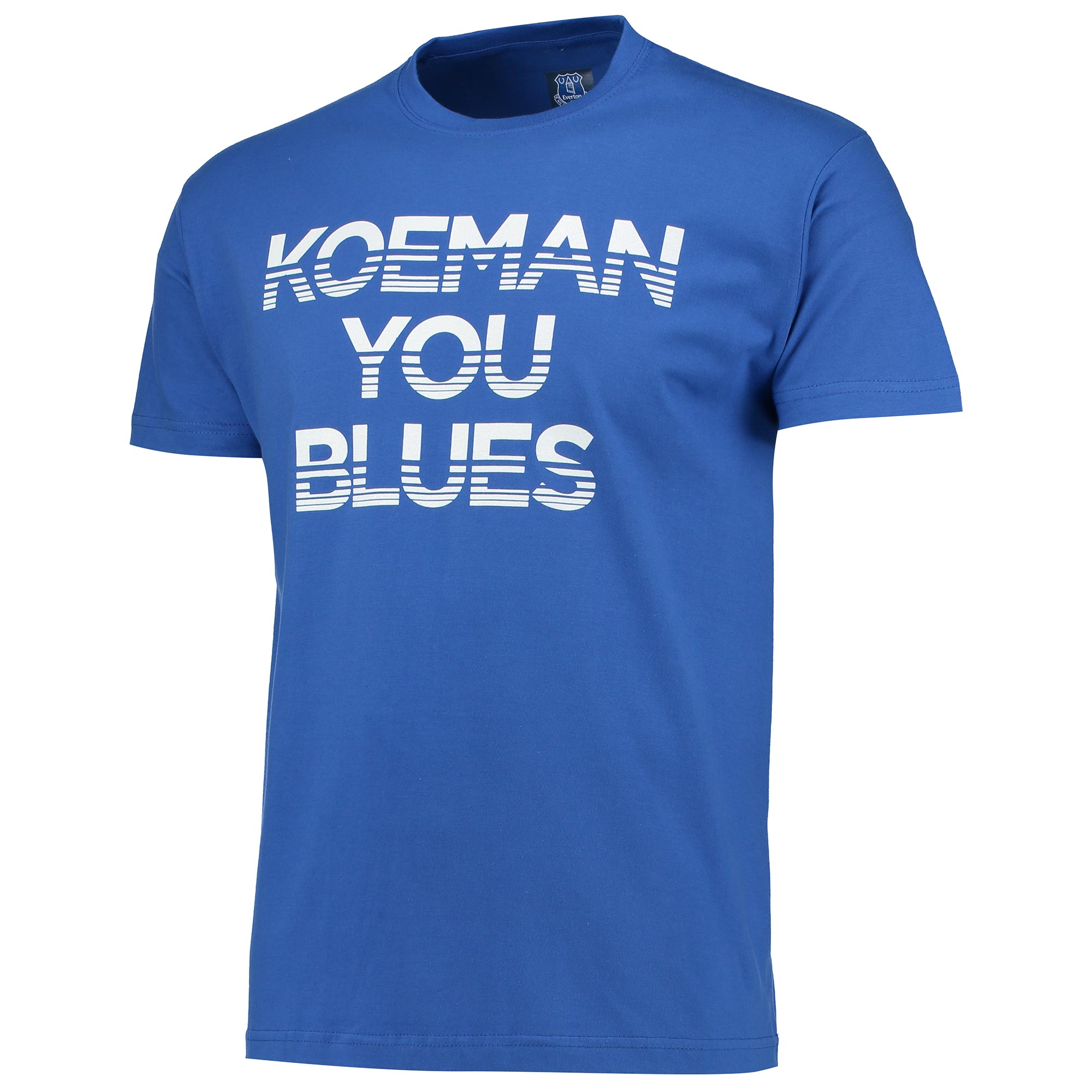 Everton Koeman T-Shirt - Royal