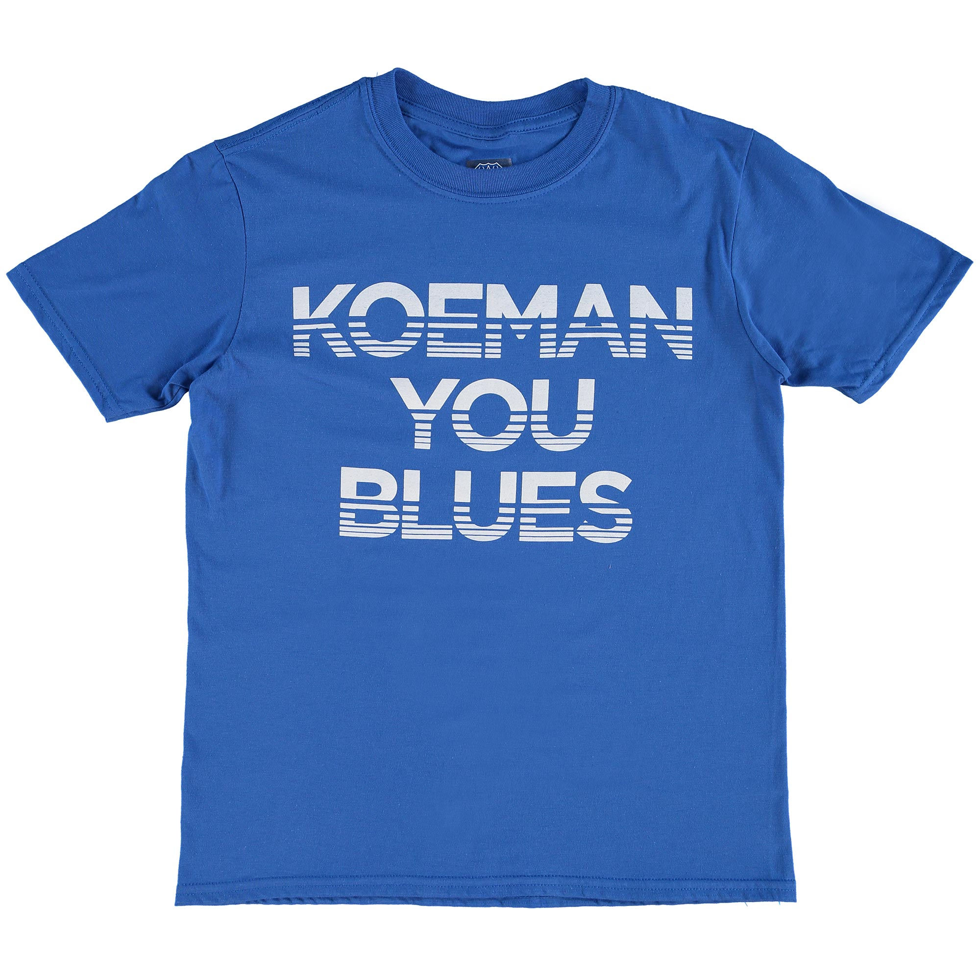 Everton Koeman T-Shirt - Royal - Junior
