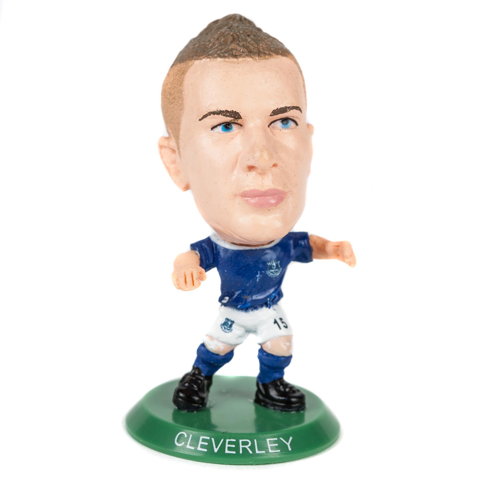 Everton Cleverley SoccerStarz