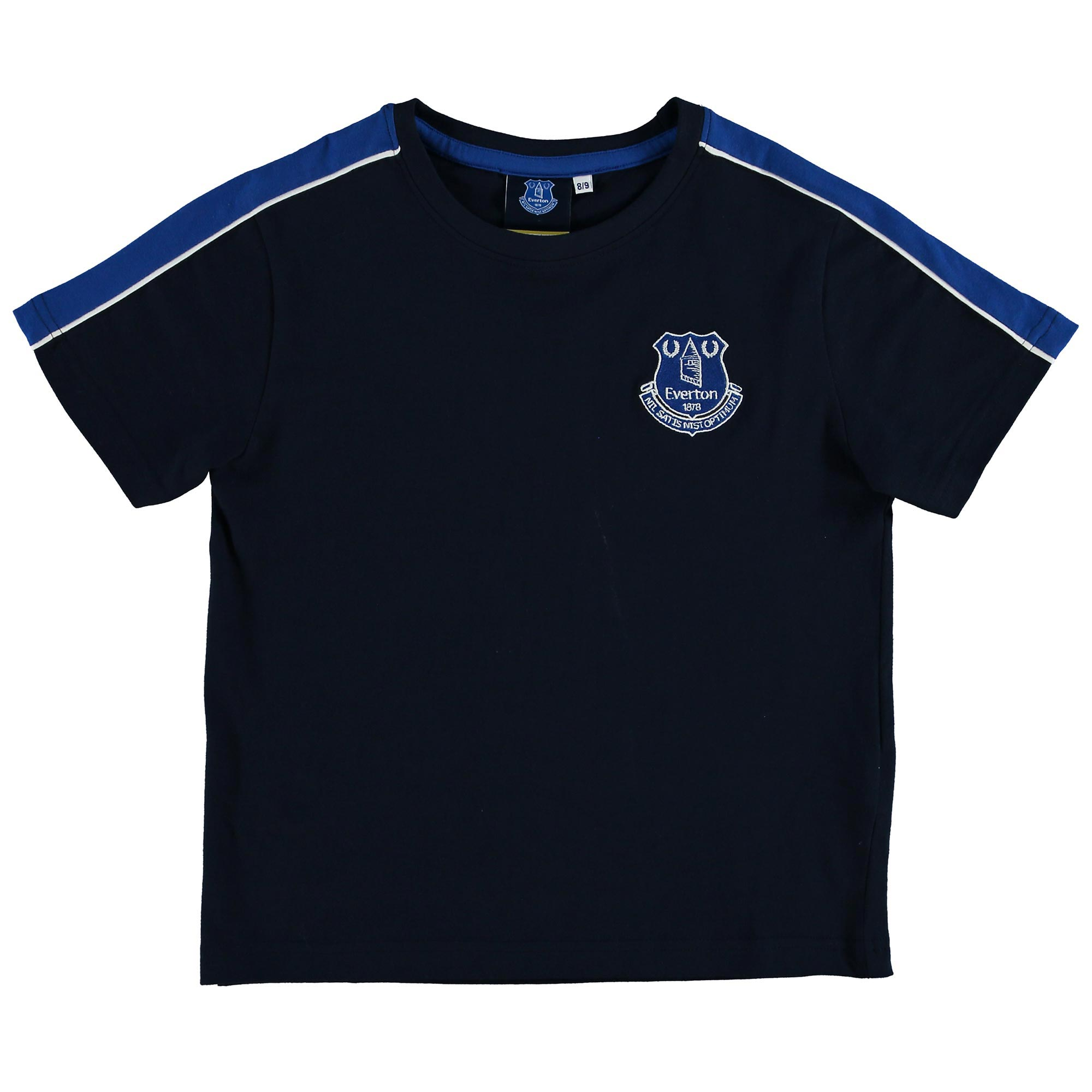 Everton T-Shirt - Navy - Junior