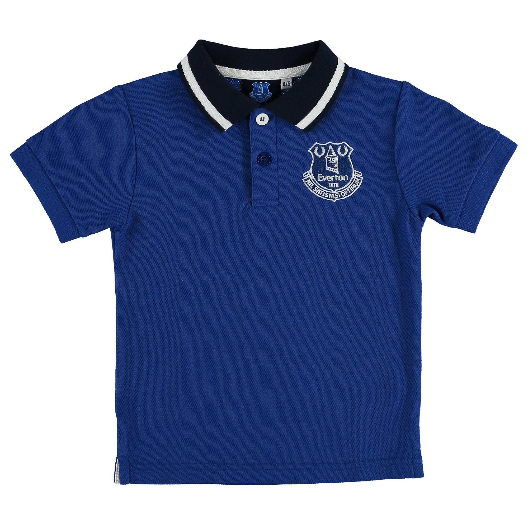 Everton Polo - Royal - Junior