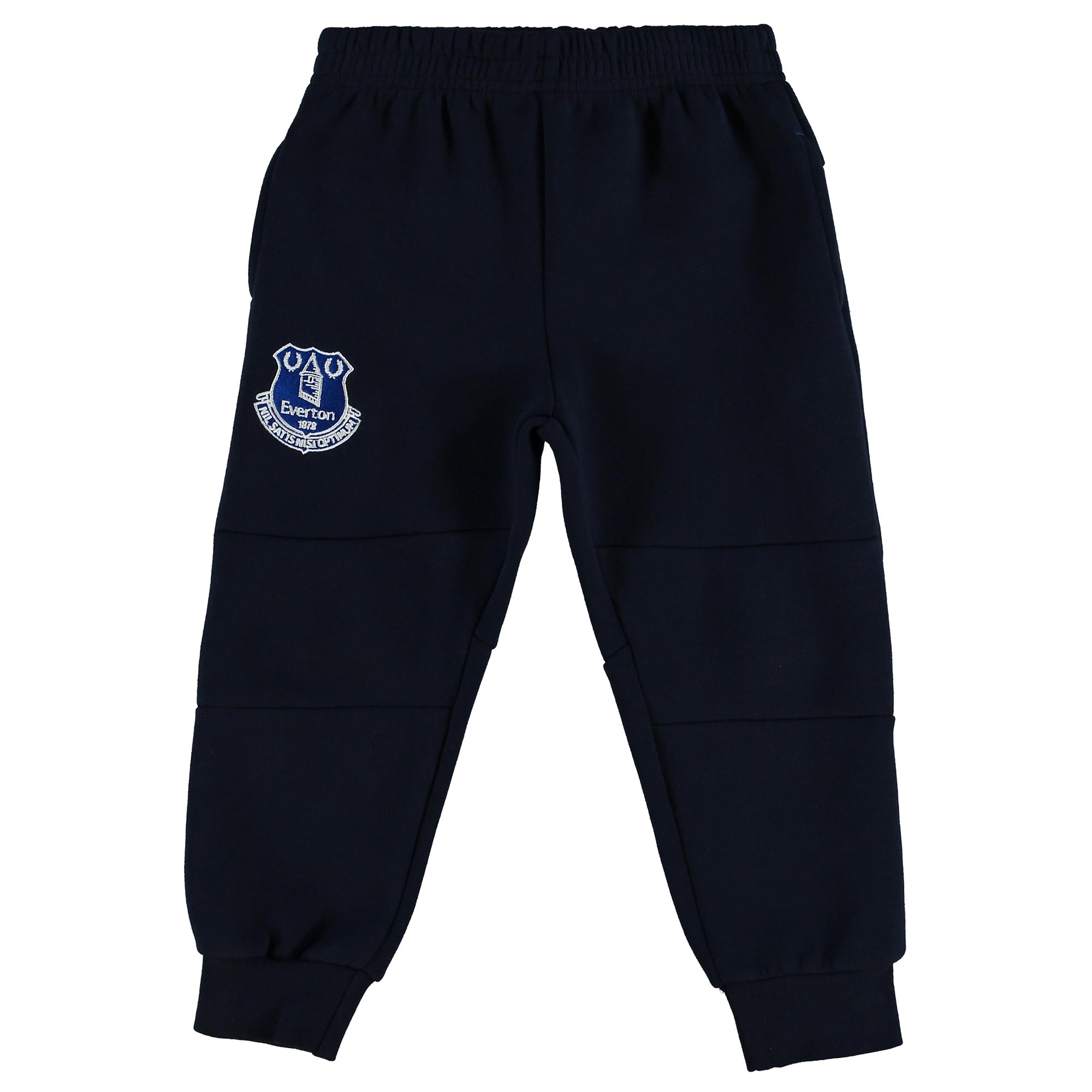 Everton Tapered Jogger - Navy - Junior