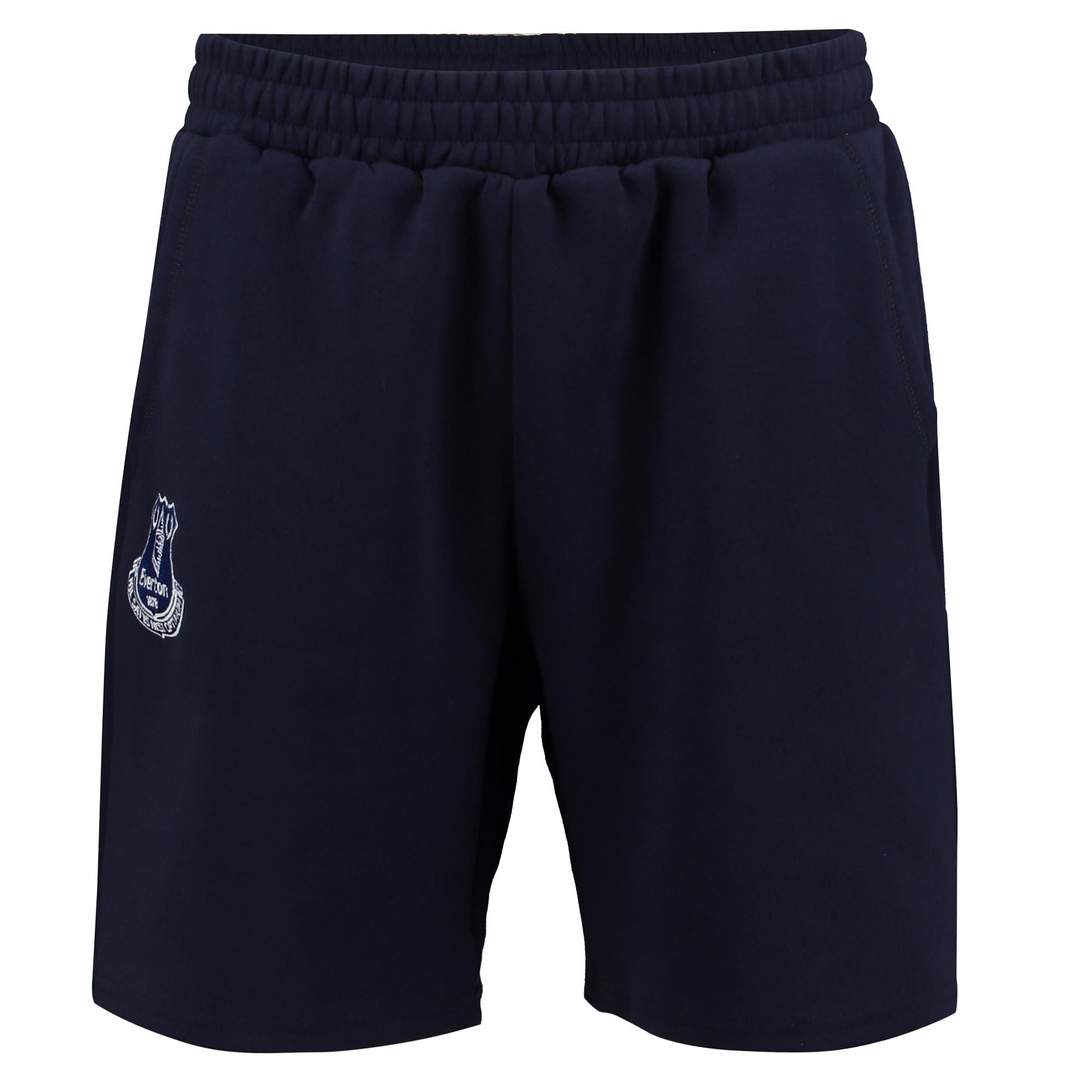 Everton Jog Shorts - Navy