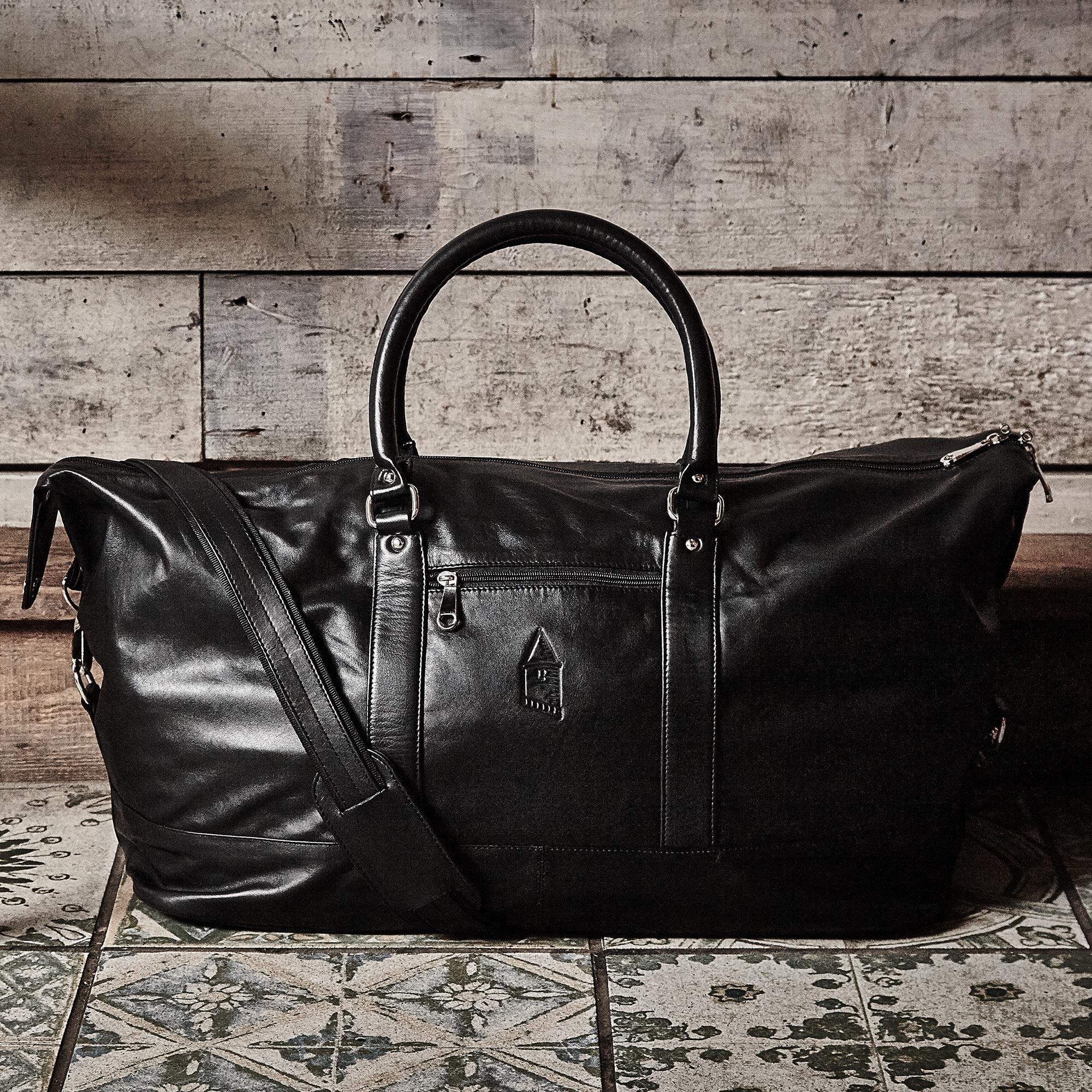 Everton 1878 Nappa Leather Travel Bag