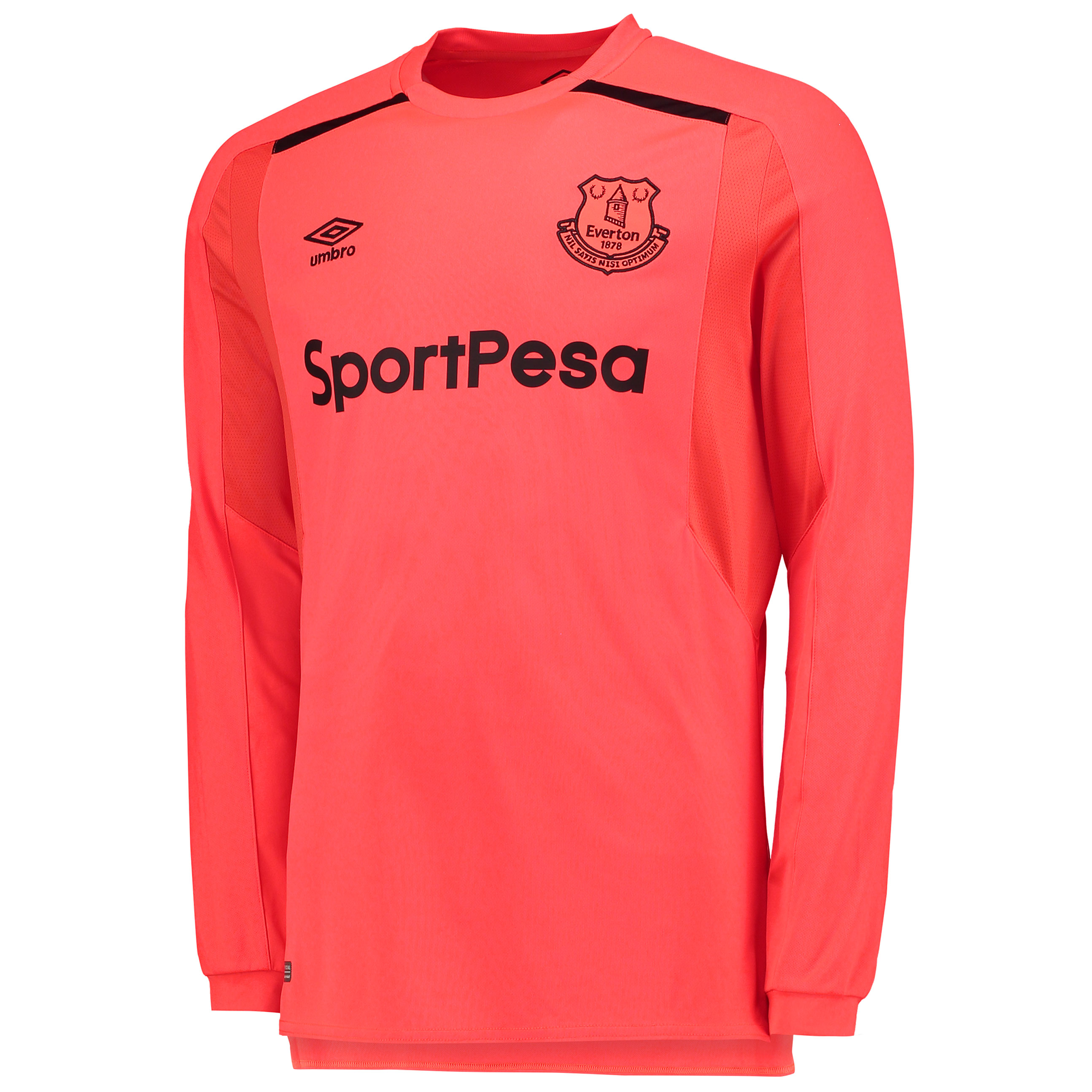 Everton Goalkeeper Home Shirt 2017/18