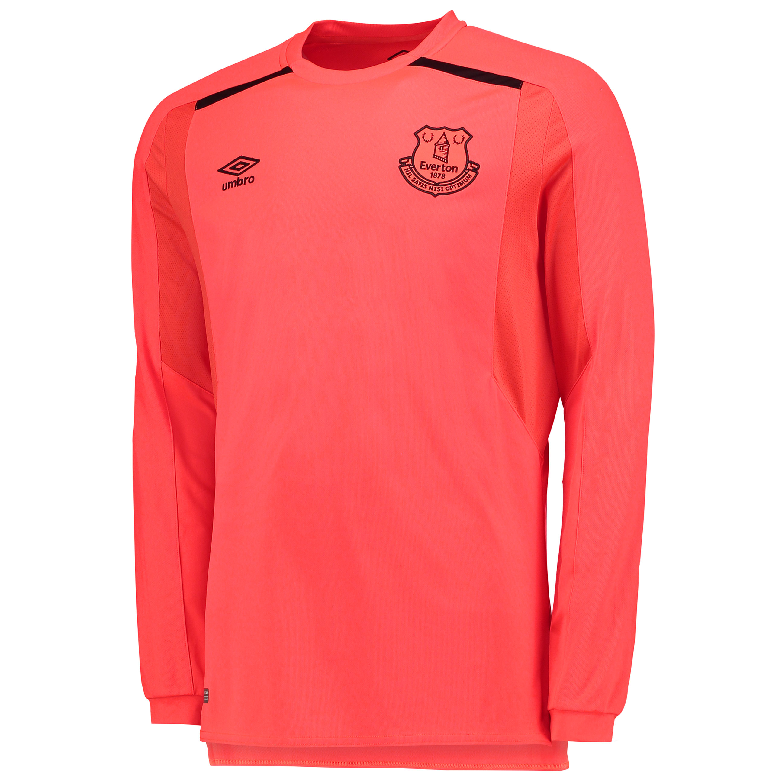Everton Goalkeeper Home Shirt 2017/18 - Junior