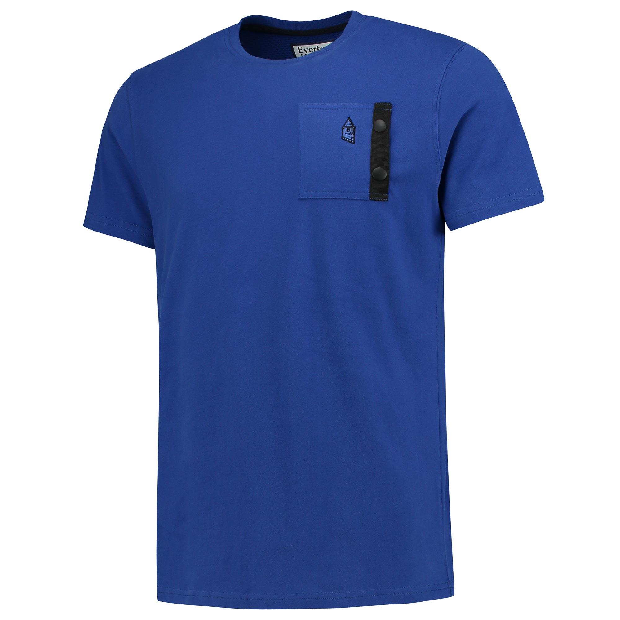 Everton Terrace T-Shirt - Royal
